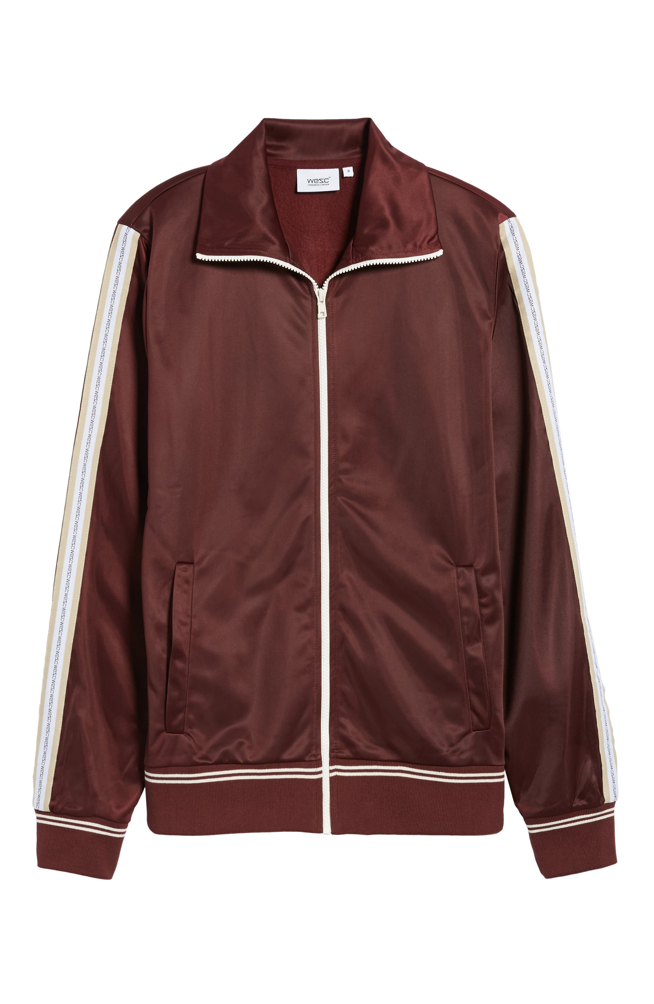 Marcus Track Jacket,                             Alternate thumbnail 6, color,