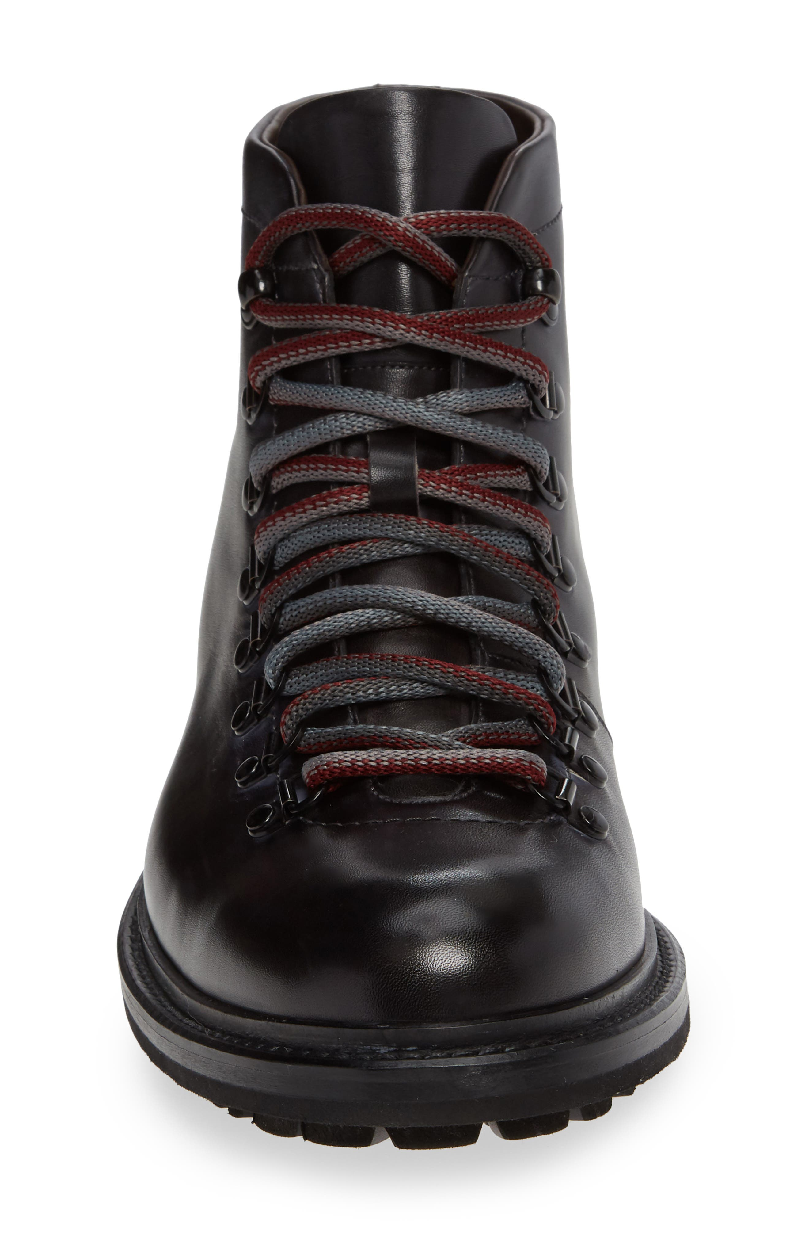 Montana Water Resistant Hiking Boot,                             Alternate thumbnail 4, color,                             020