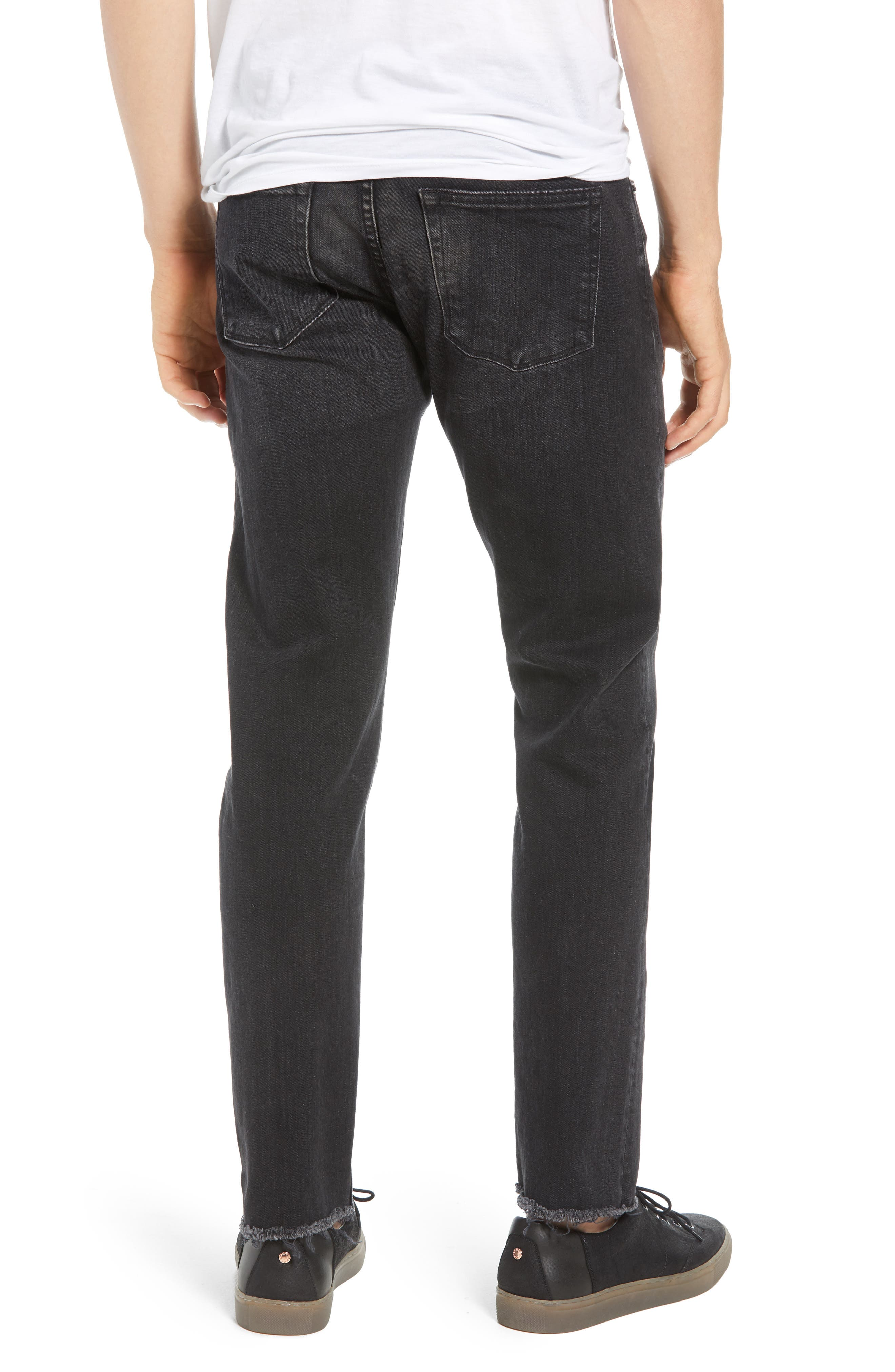 Eli Tapered Fit Jeans,                             Alternate thumbnail 2, color,                             GONZOPICT