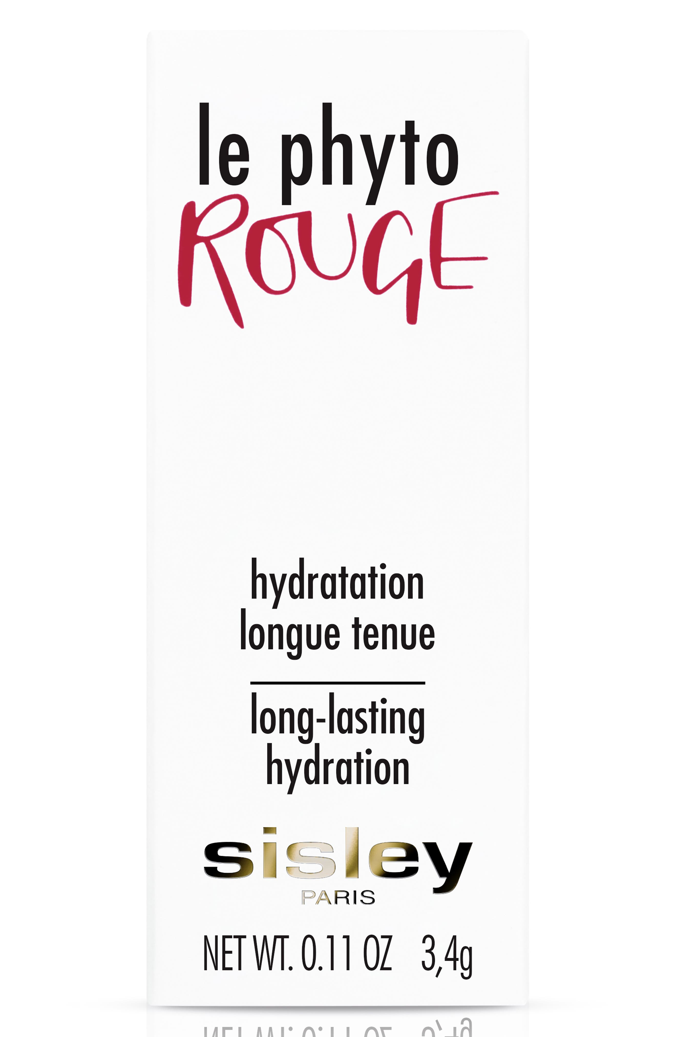 SISLEY PARIS,                             Le Phyto-Rouge Lipstick,                             Alternate thumbnail 4, color,                             12 - BEIGE BALI