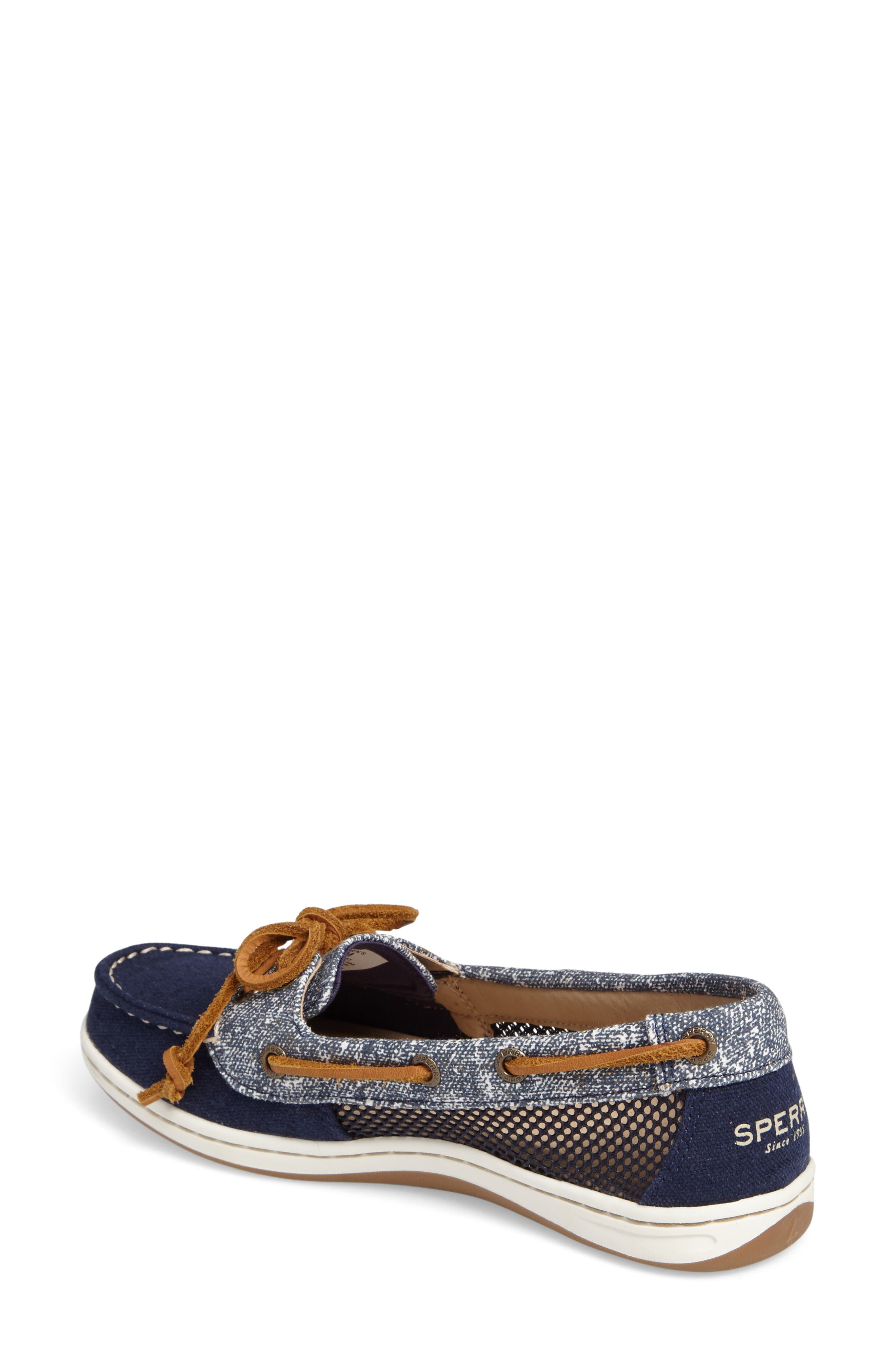 'Firefish' Boat Shoe,                             Alternate thumbnail 19, color,