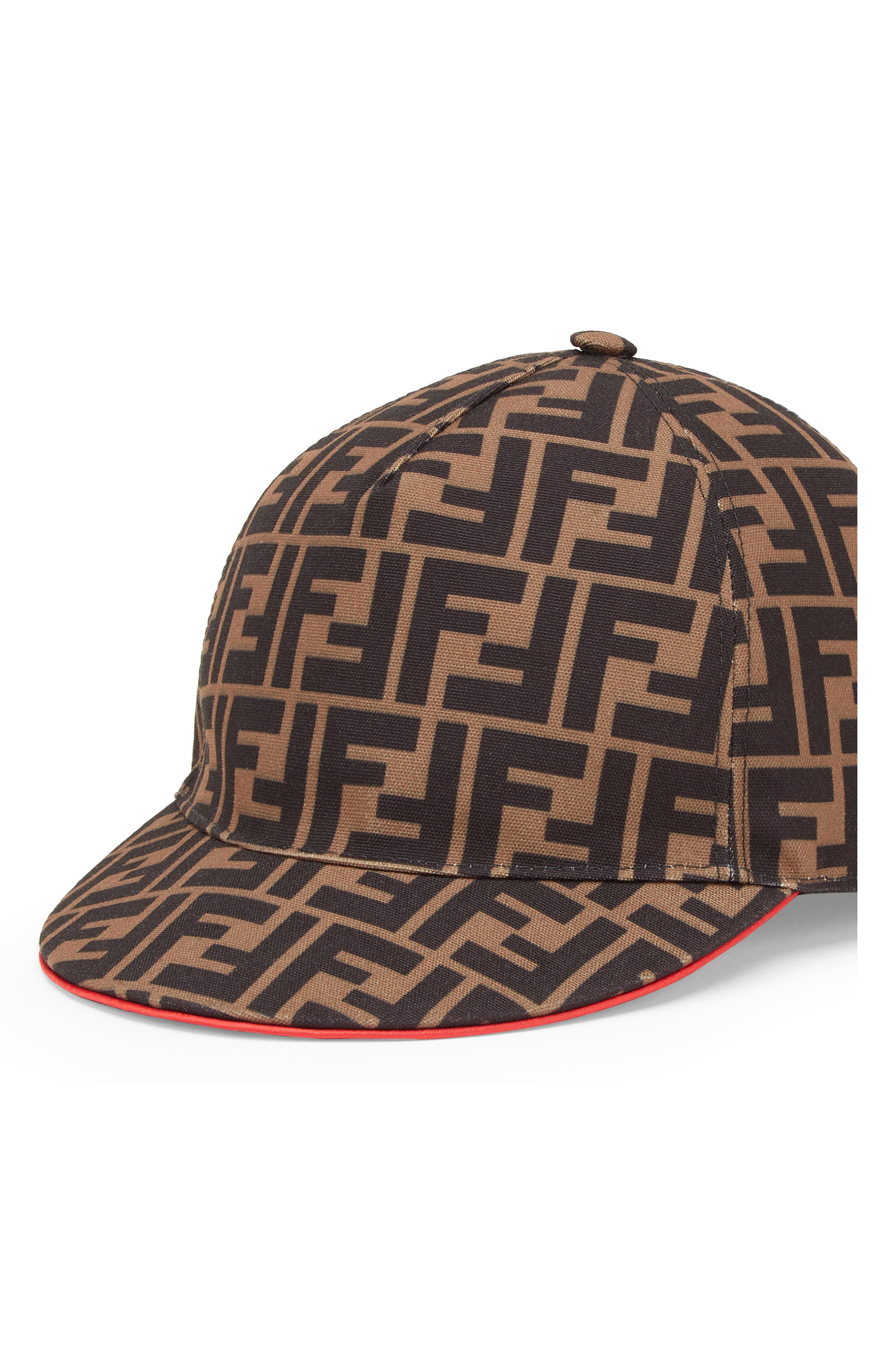 Fendirama Logo Baseball Cap,                             Alternate thumbnail 2, color,                             200