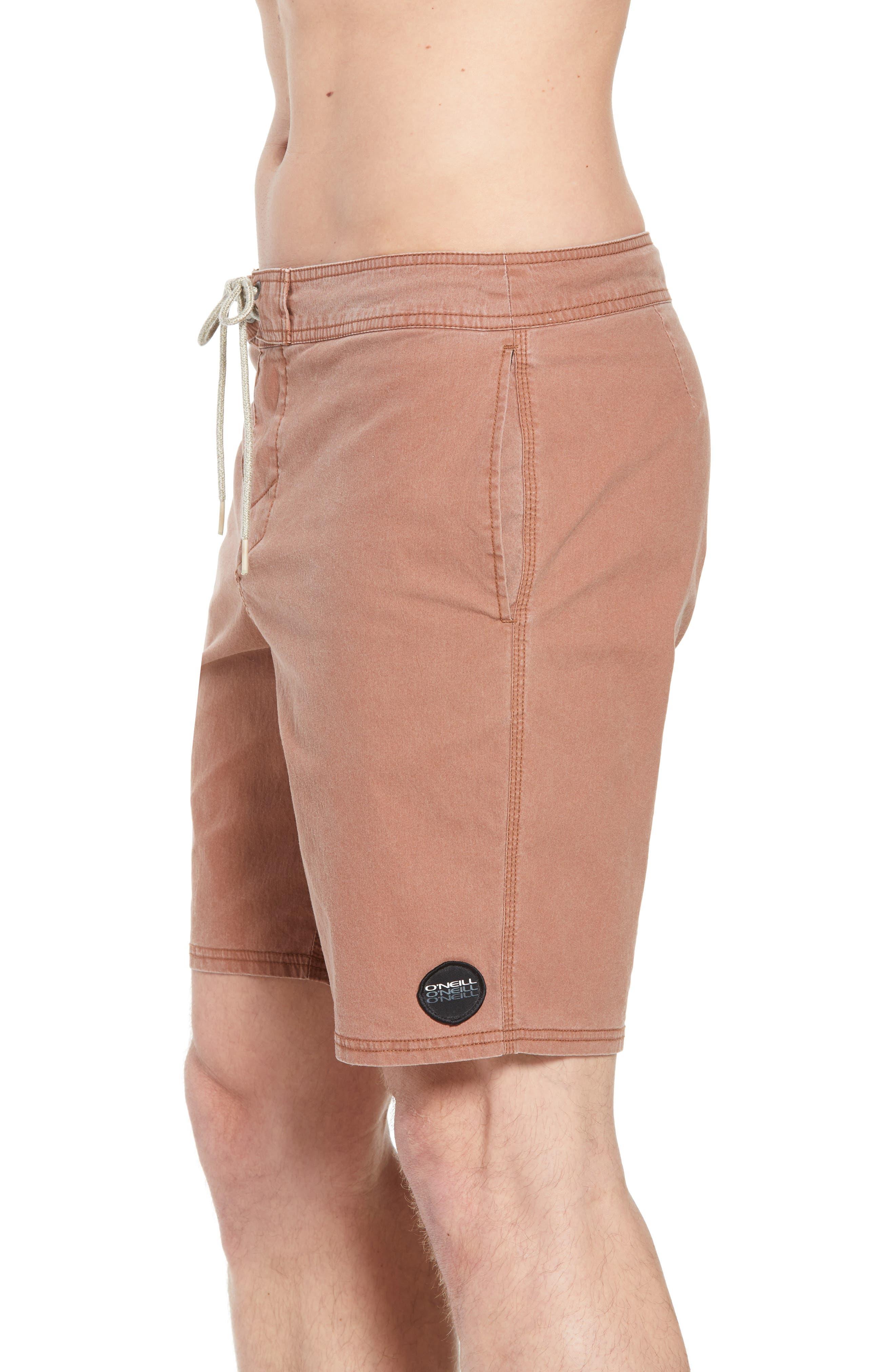 Faded Cruzer Board Shorts,                             Alternate thumbnail 3, color,