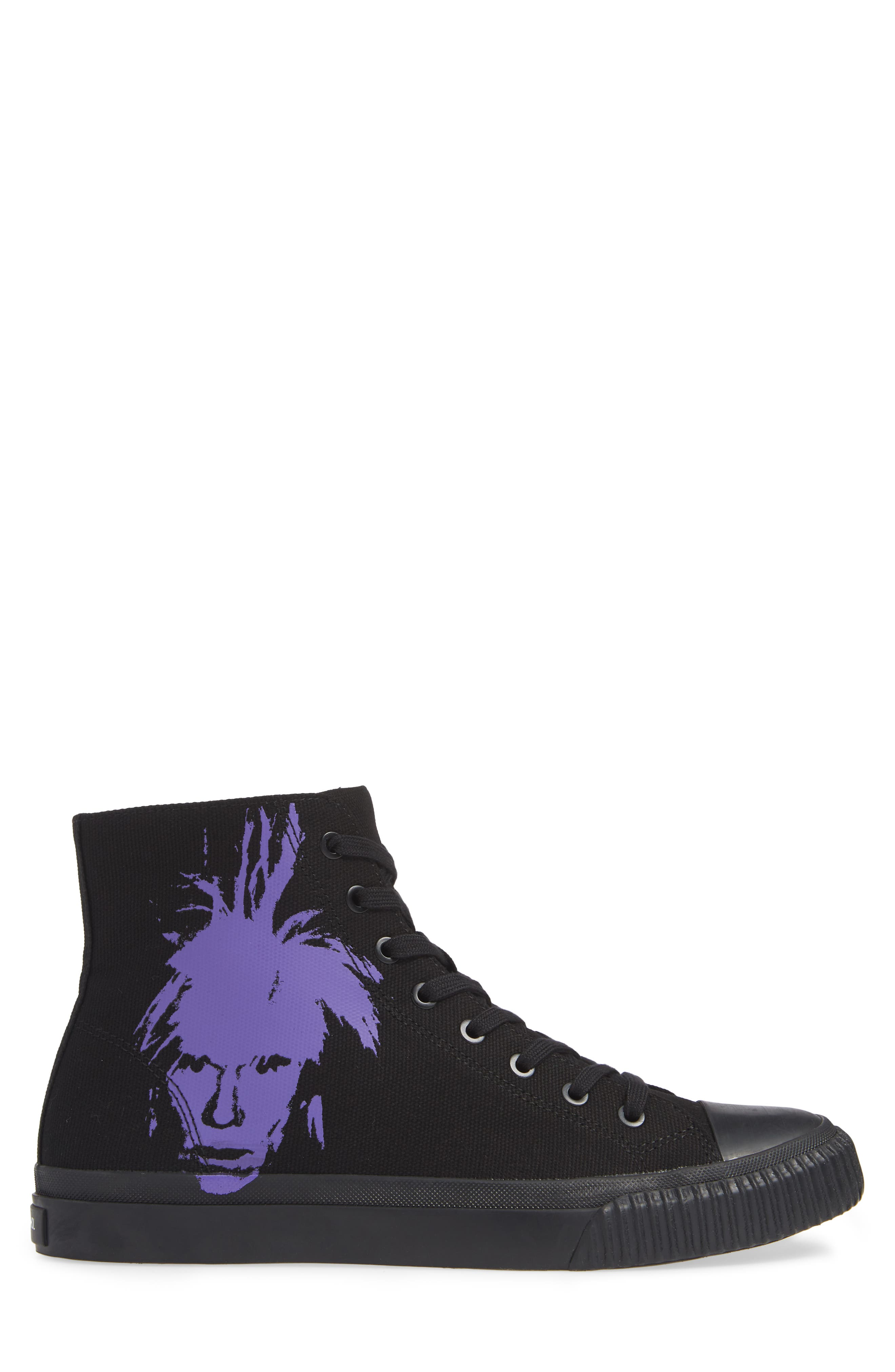Iconic Warhol Sneaker,                             Alternate thumbnail 3, color,                             006