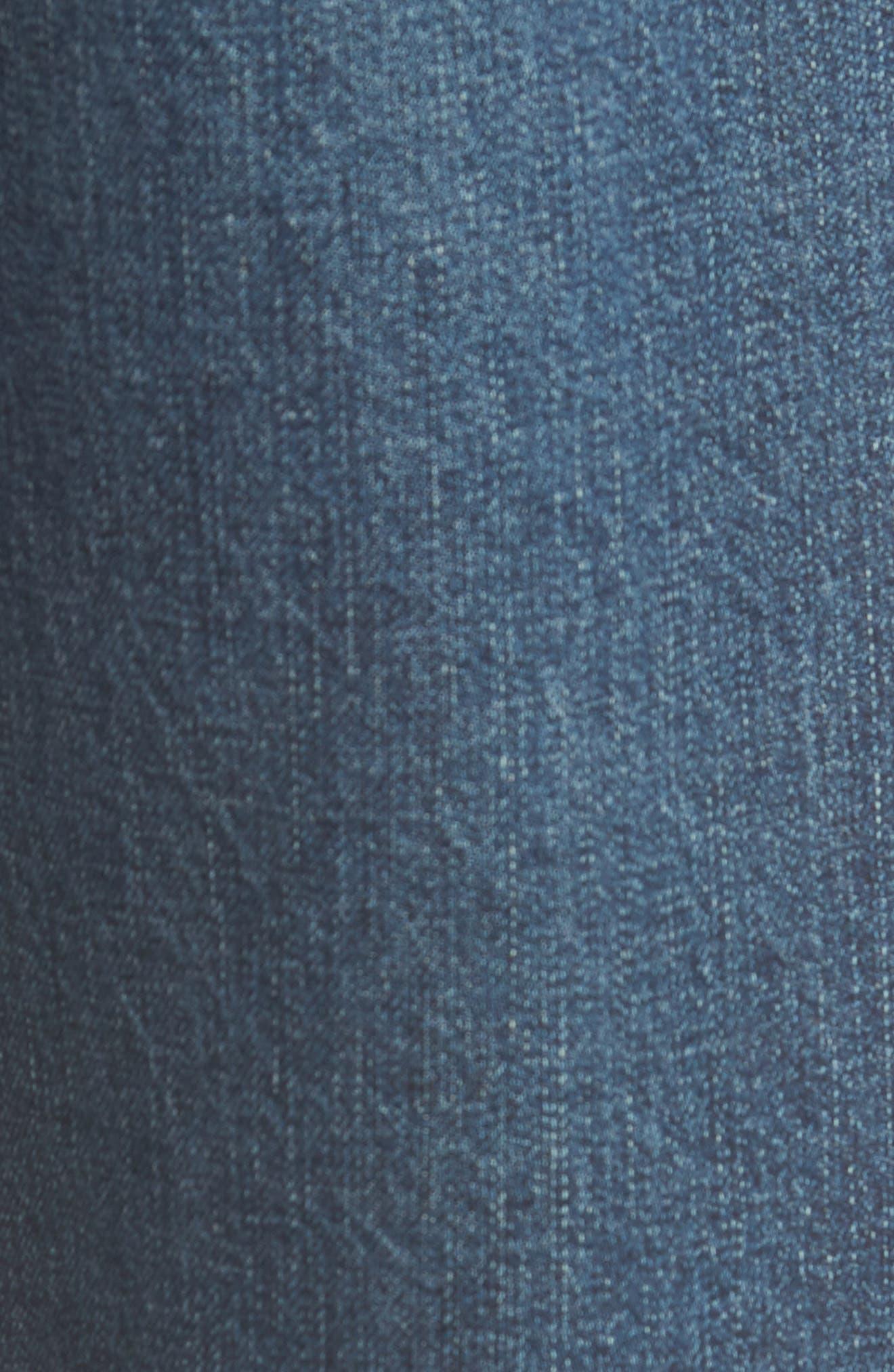 Turner Crop Jeans,                             Alternate thumbnail 5, color,                             5 YEARS WAYFARER