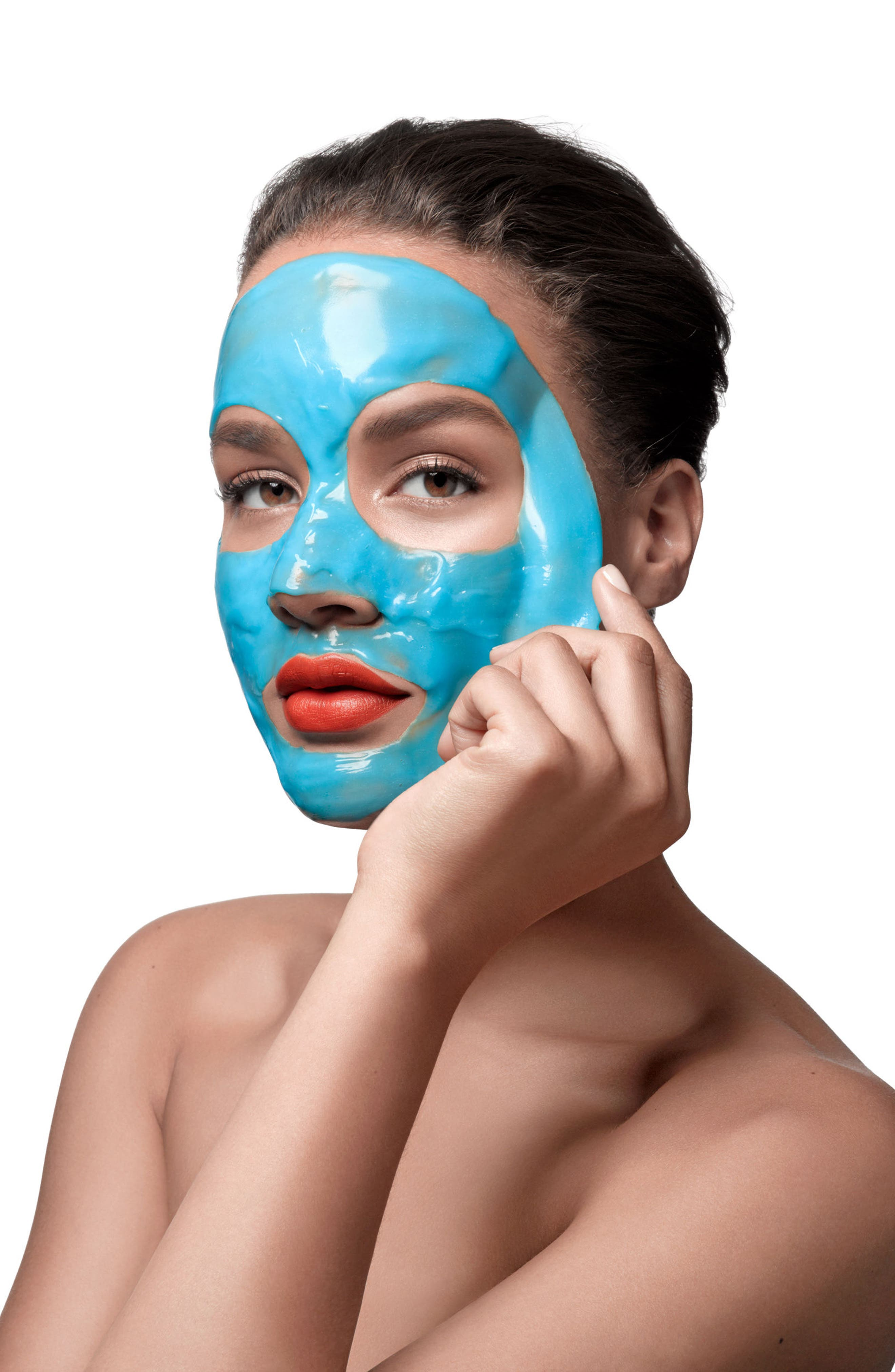 Hyaluronic Marine Hydrating Modeling Mask System,                             Alternate thumbnail 4, color,                             NO COLOR