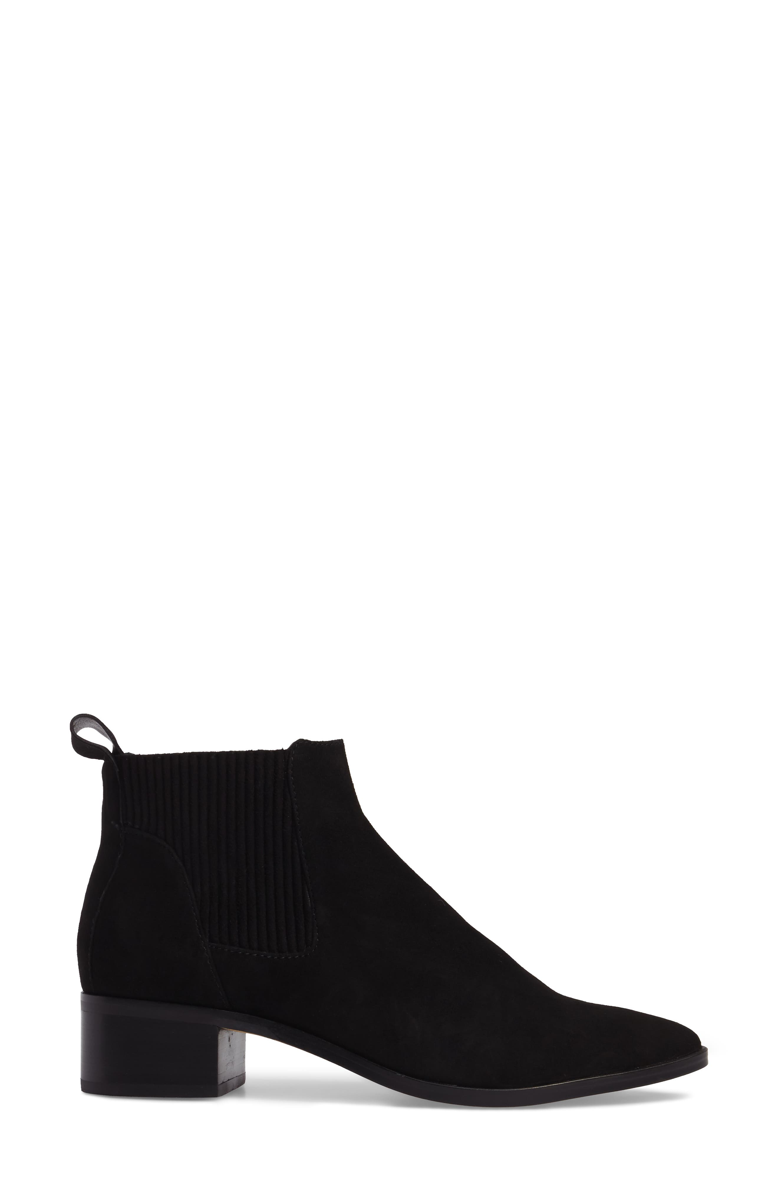Macie Pointy Toe Chelsea Bootie,                             Alternate thumbnail 11, color,