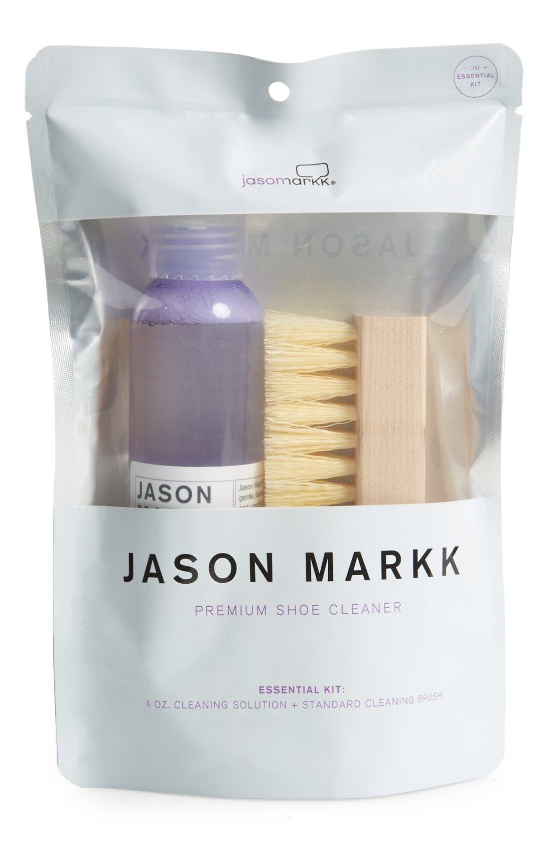 'Essential' Shoe Cleaning Kit,                         Main,                         color,