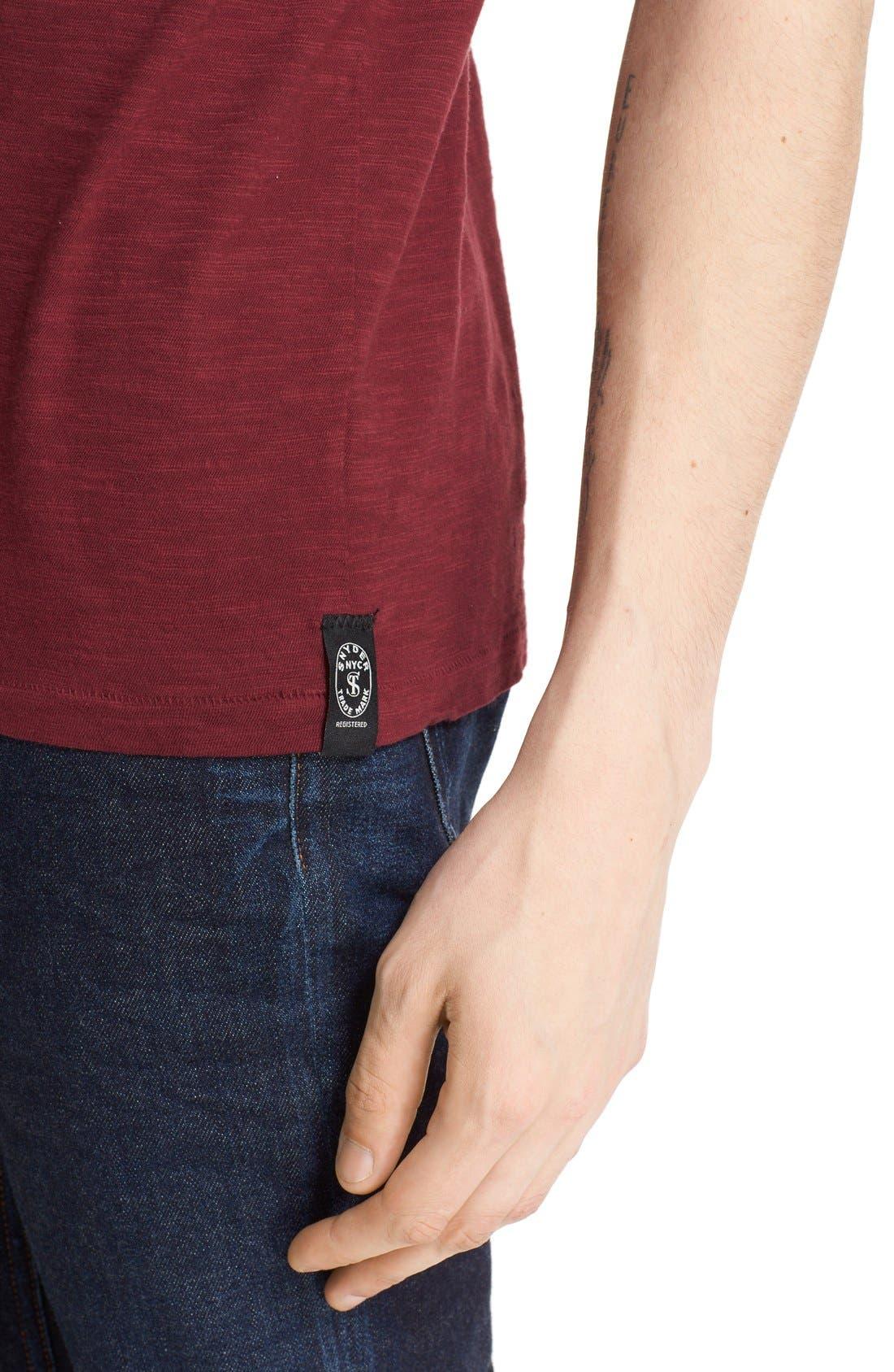 'Classic' Pocket T-Shirt,                             Alternate thumbnail 16, color,
