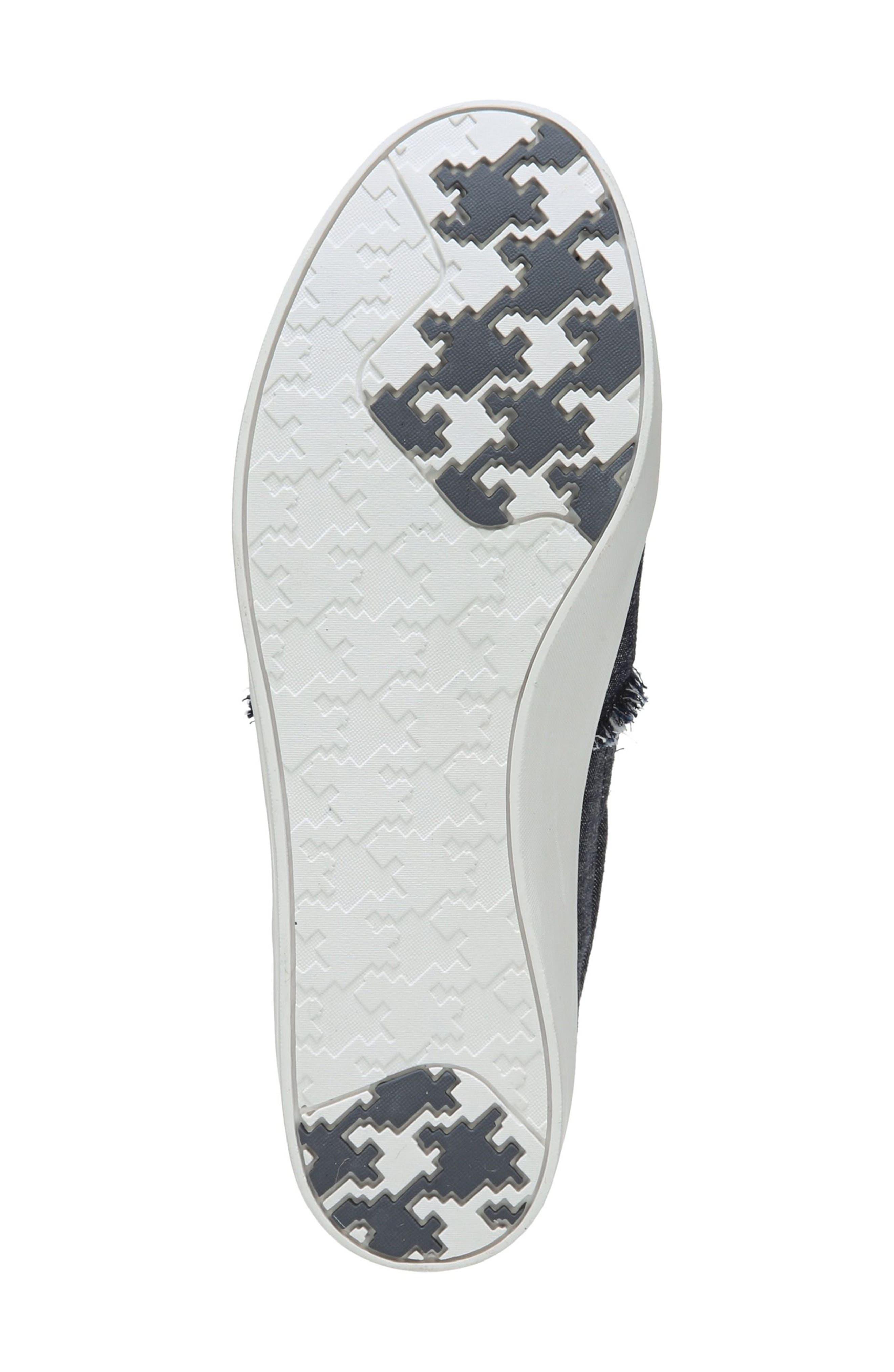 Scout Fray Slip-on Sneaker,                             Alternate thumbnail 6, color,                             400
