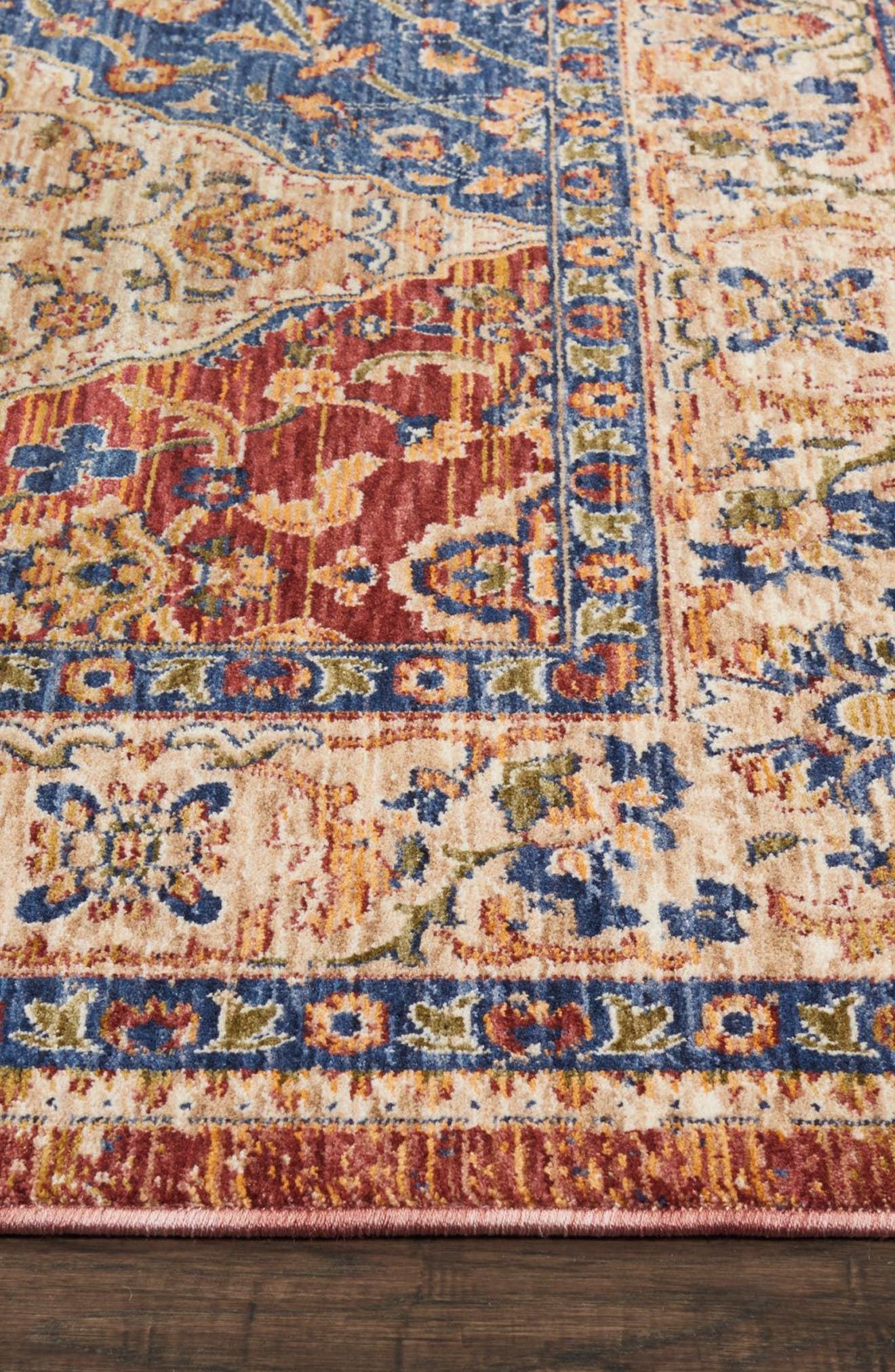 Reseda Rug,                             Alternate thumbnail 4, color,                             800