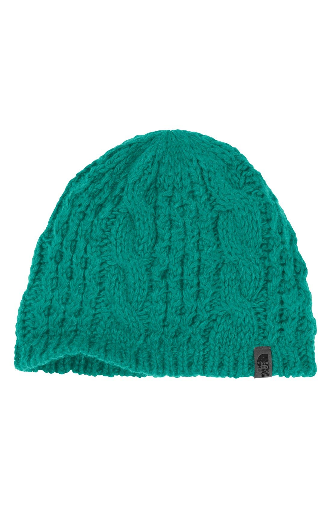 'Minna' Cable Knit Beanie,                             Main thumbnail 8, color,