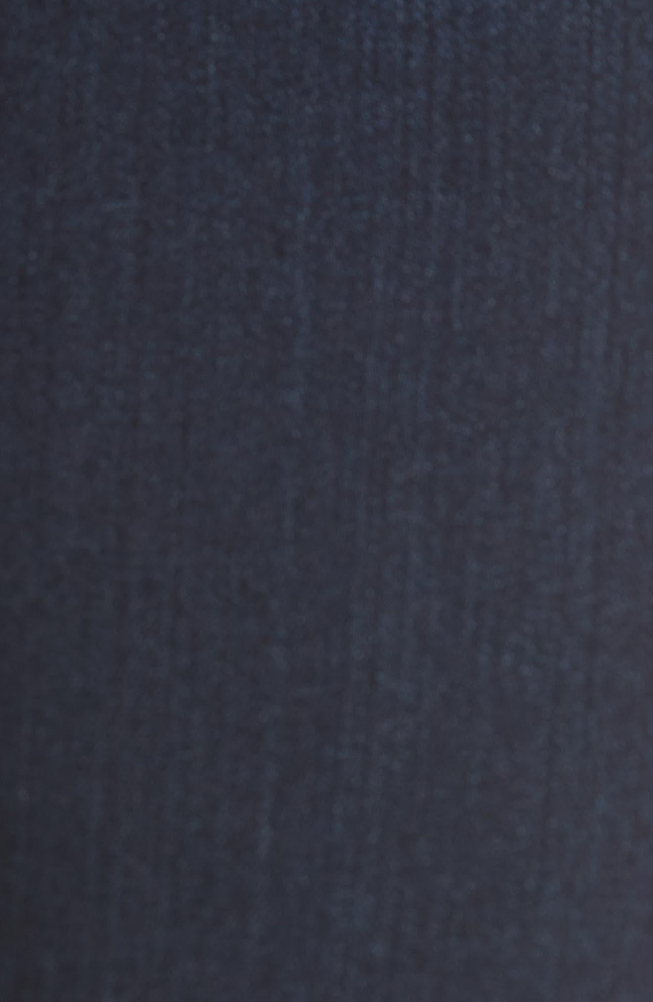 Transcend - Hoxton High Waist Ultra Skinny Jeans,                             Alternate thumbnail 6, color,                             400