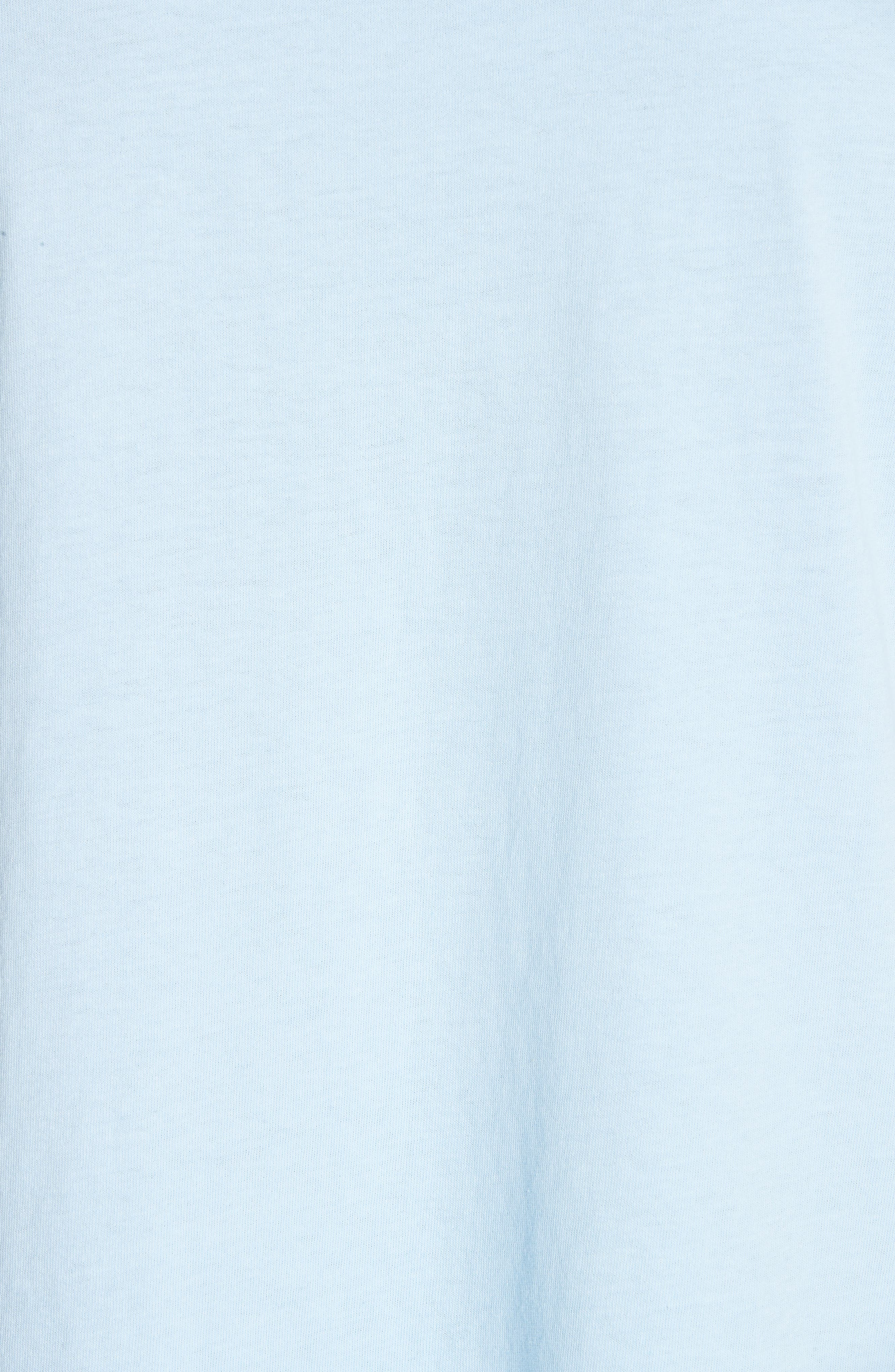 New Box T-Shirt,                             Alternate thumbnail 5, color,                             LIGHT BLUE