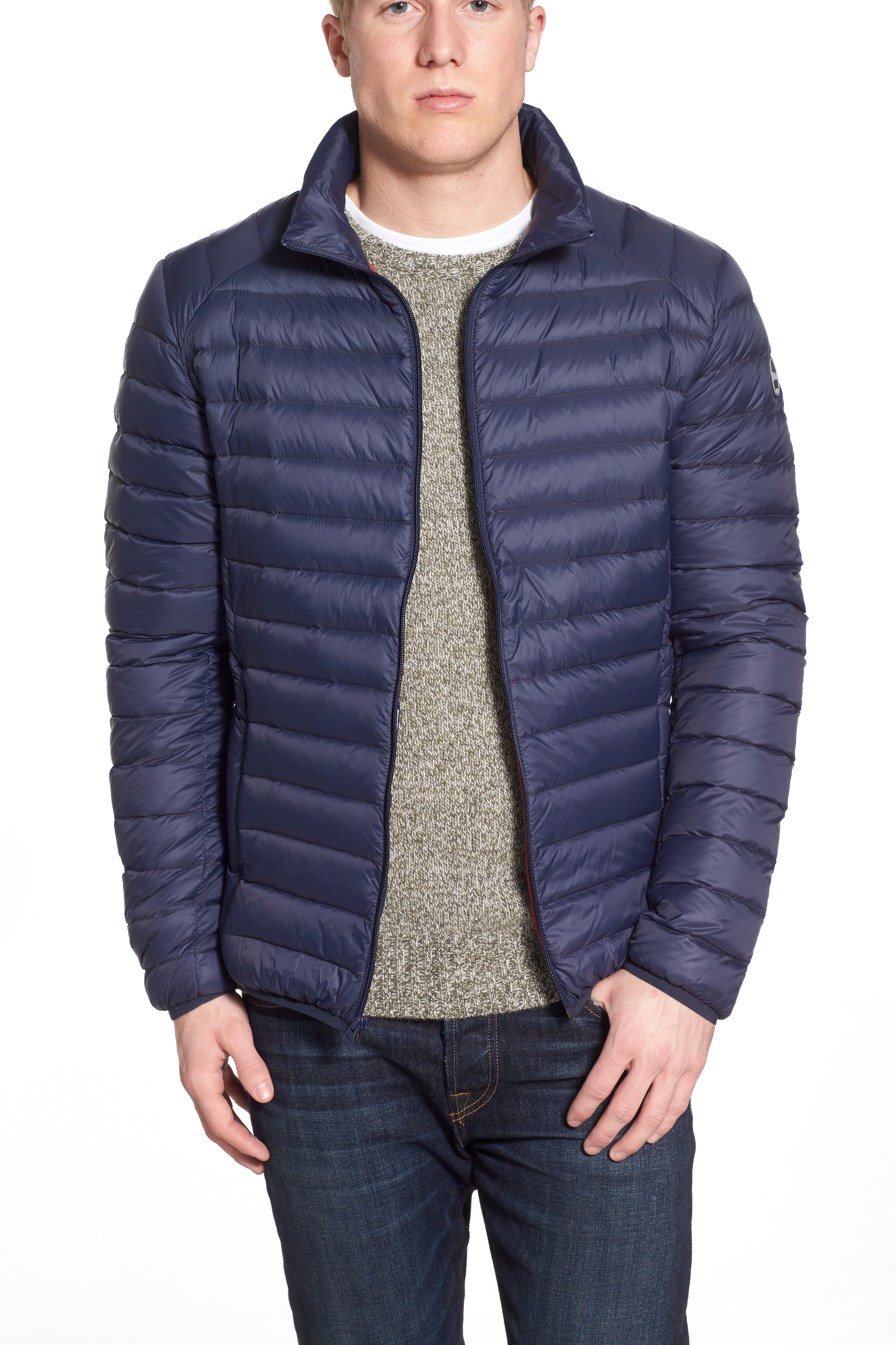 Quilted Down Jacket,                             Alternate thumbnail 20, color,