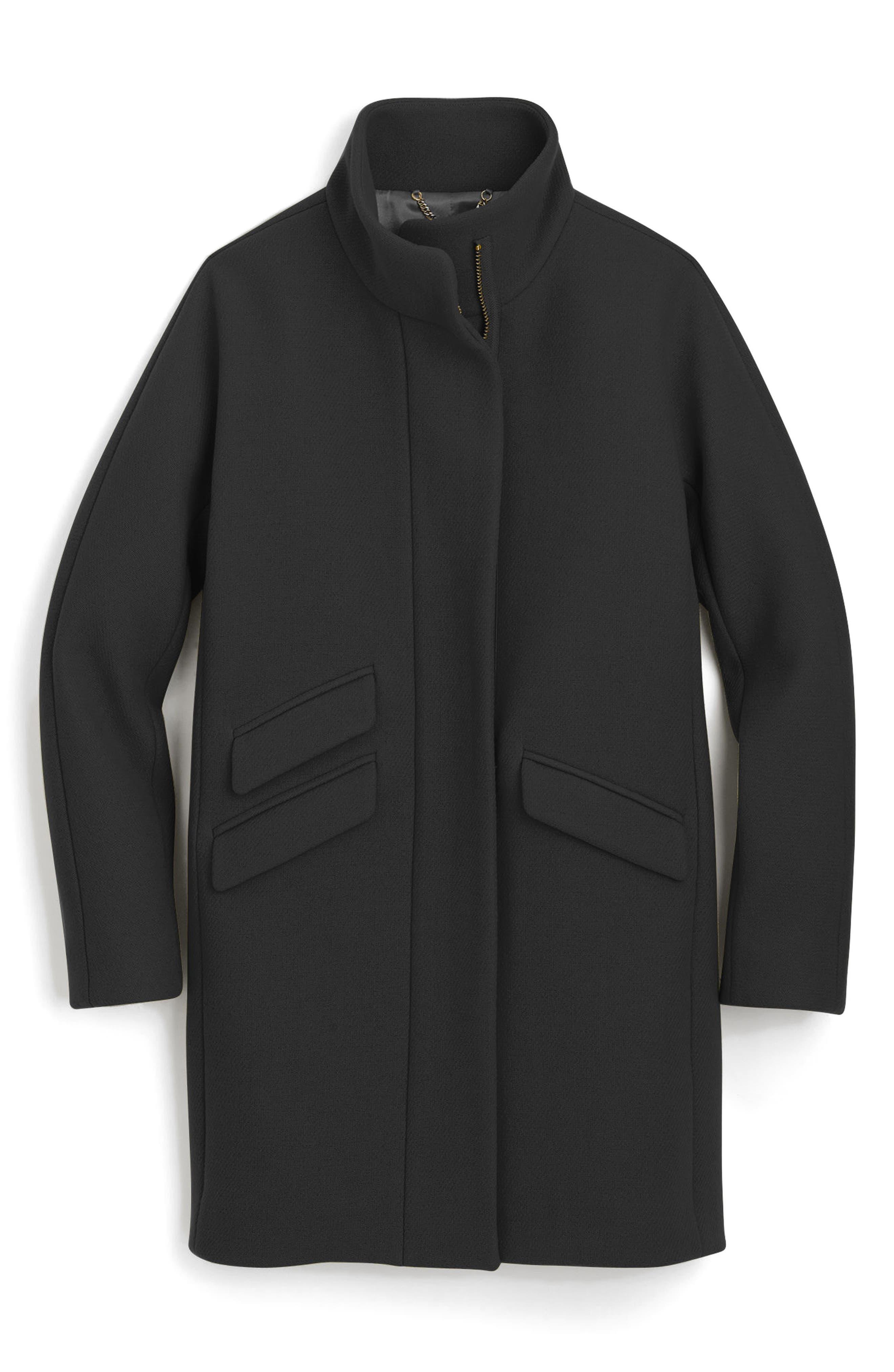 Stadium Cloth Cocoon Coat,                             Main thumbnail 14, color,