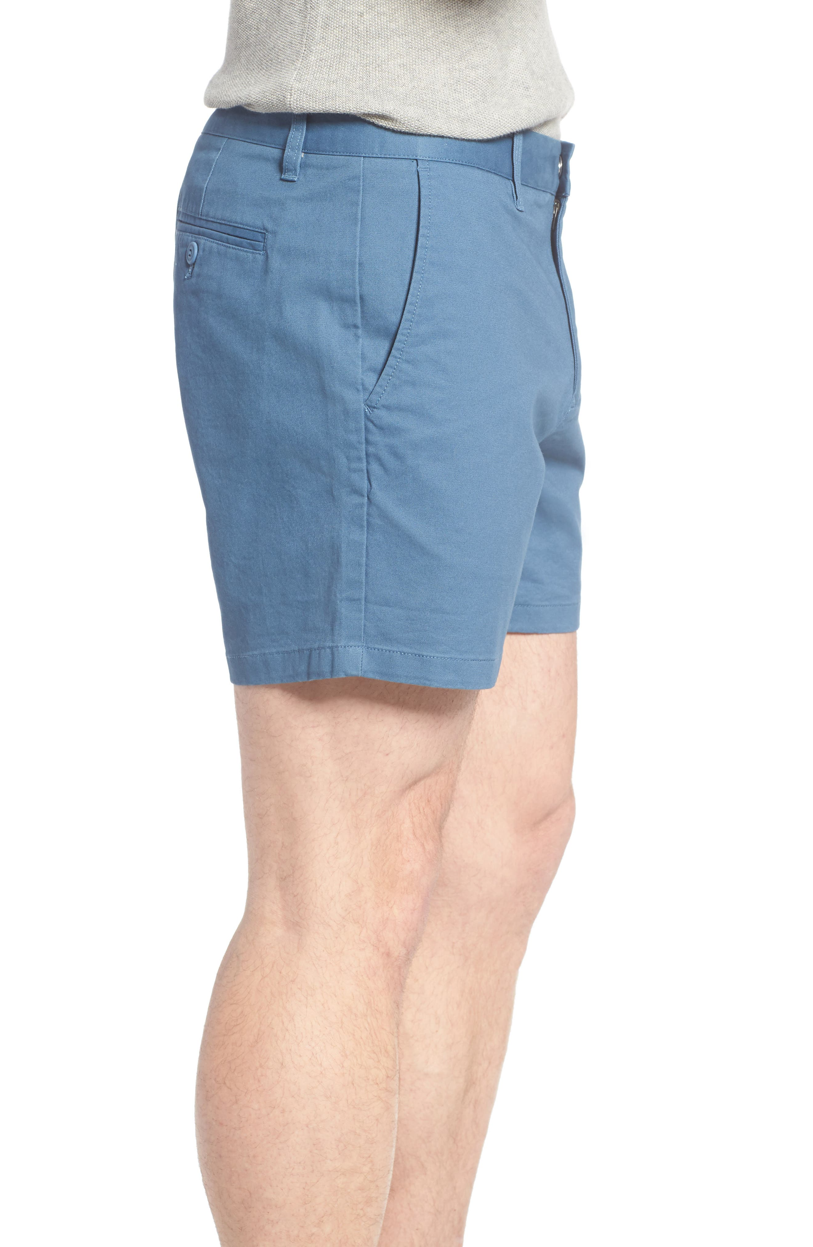 Stretch Washed Chino 5-Inch Shorts,                             Alternate thumbnail 83, color,