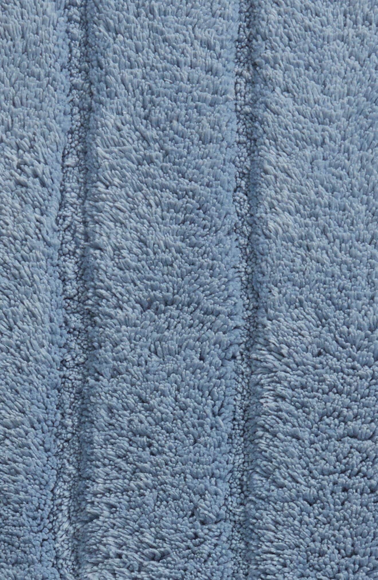 Ribbed Velour Bath Rug,                             Alternate thumbnail 9, color,