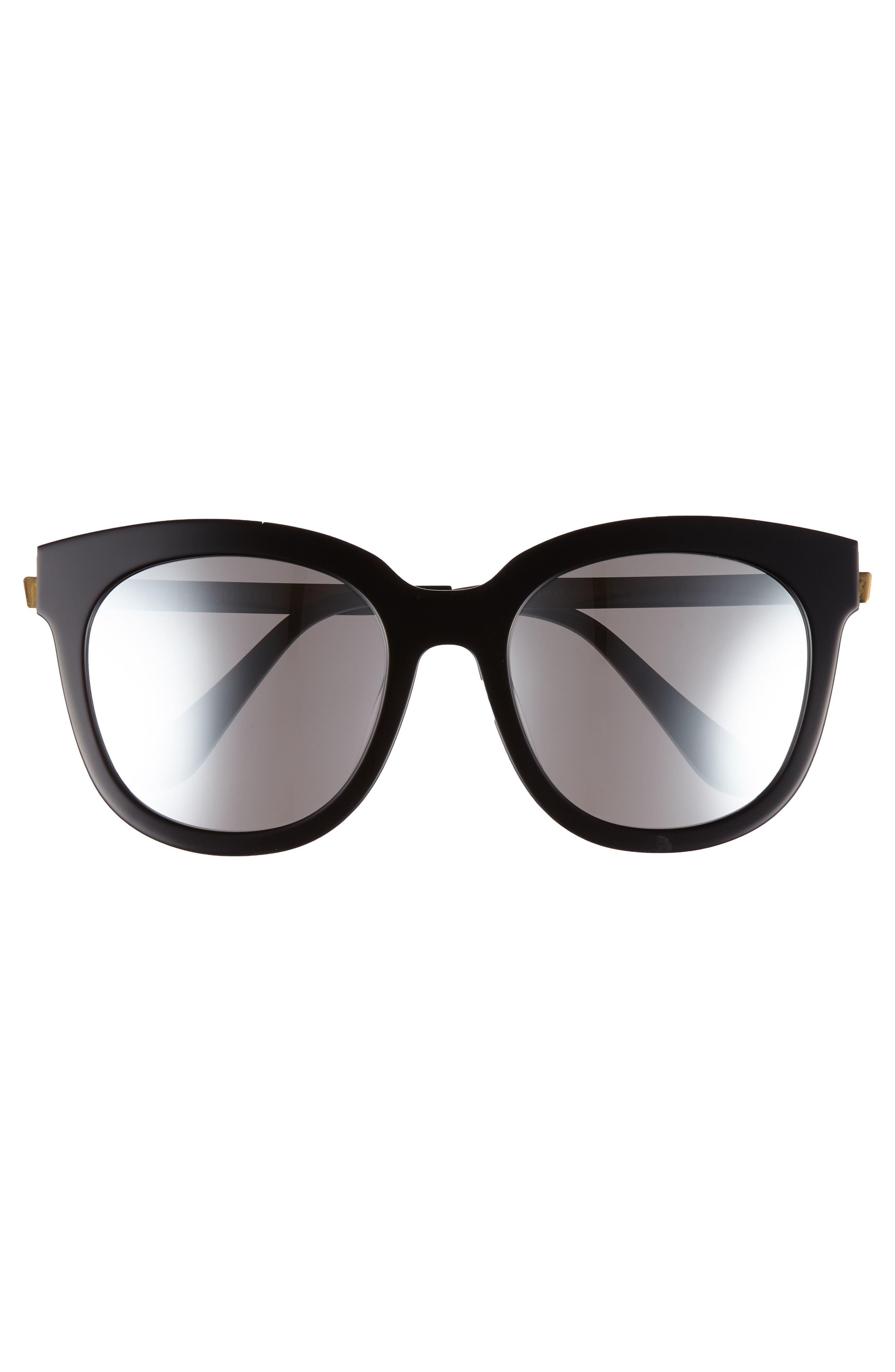 Cuba 503 55mm Zeiss Lens Sunglasses,                             Alternate thumbnail 3, color,                             001