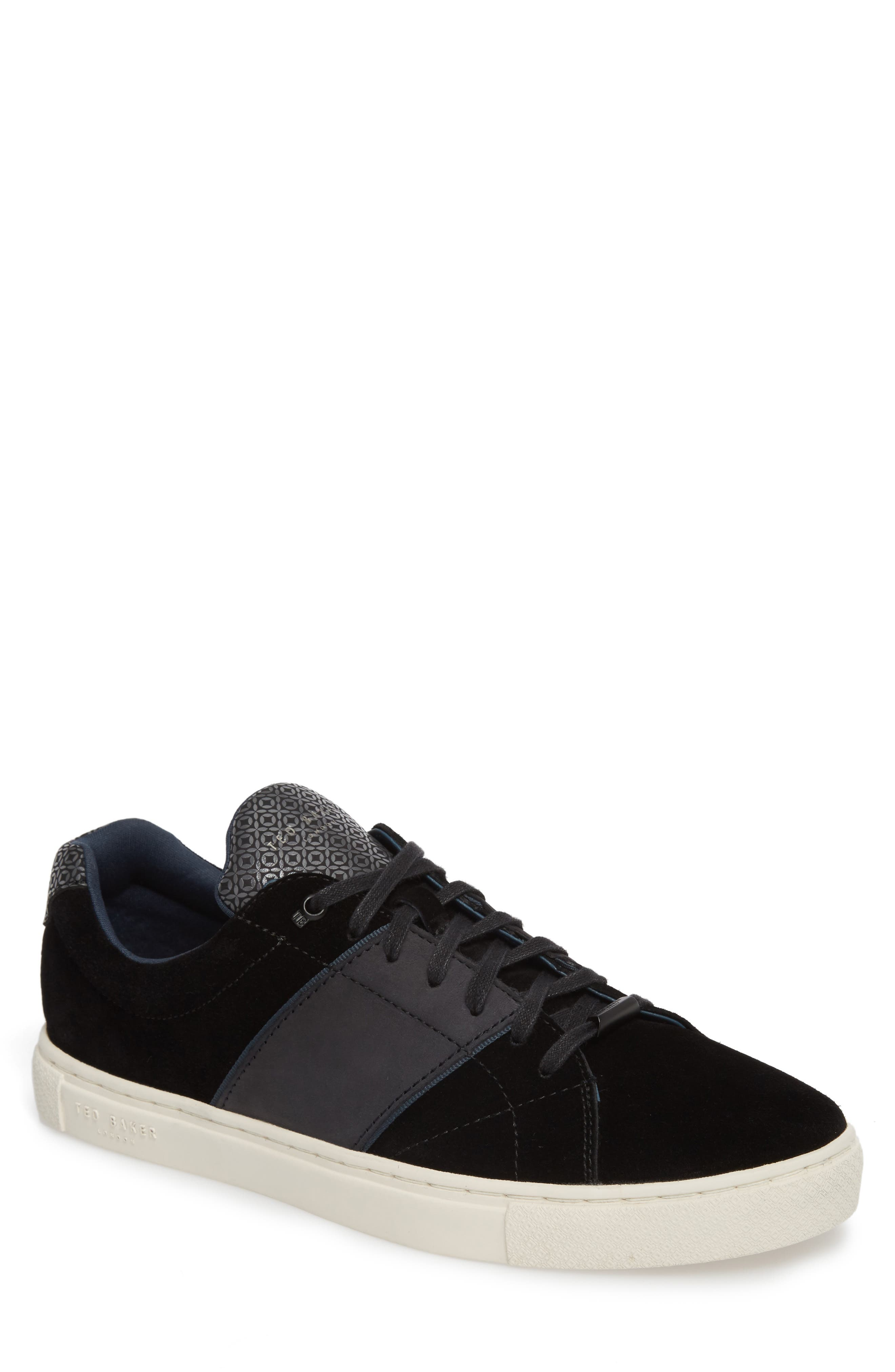 Dannez Low Top Sneaker,                         Main,                         color, 001