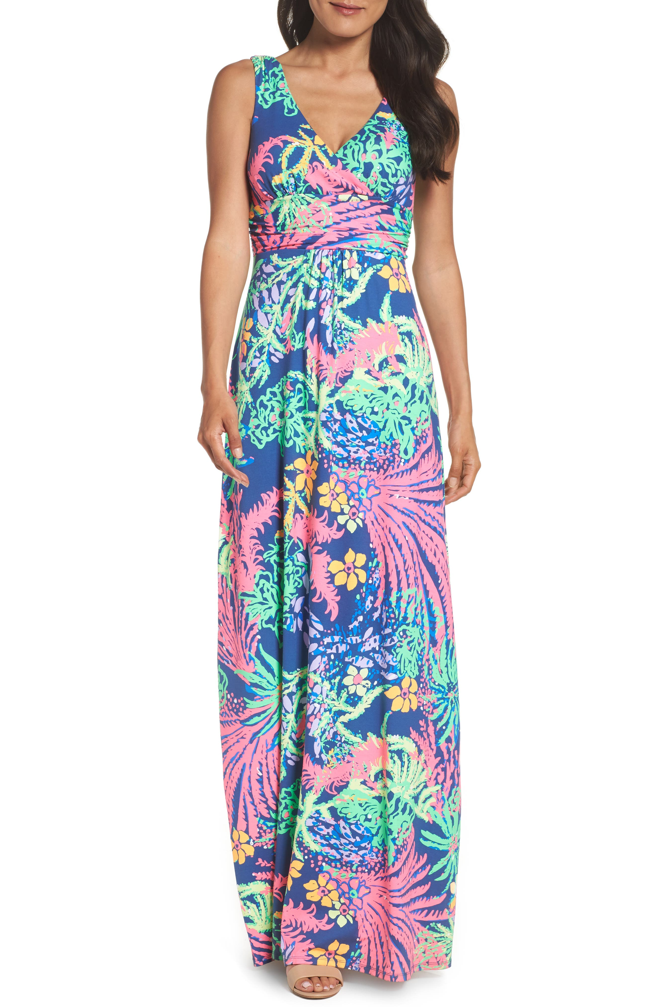 Lilly Pulitzer Sloane Maxi Dress Nordstrom