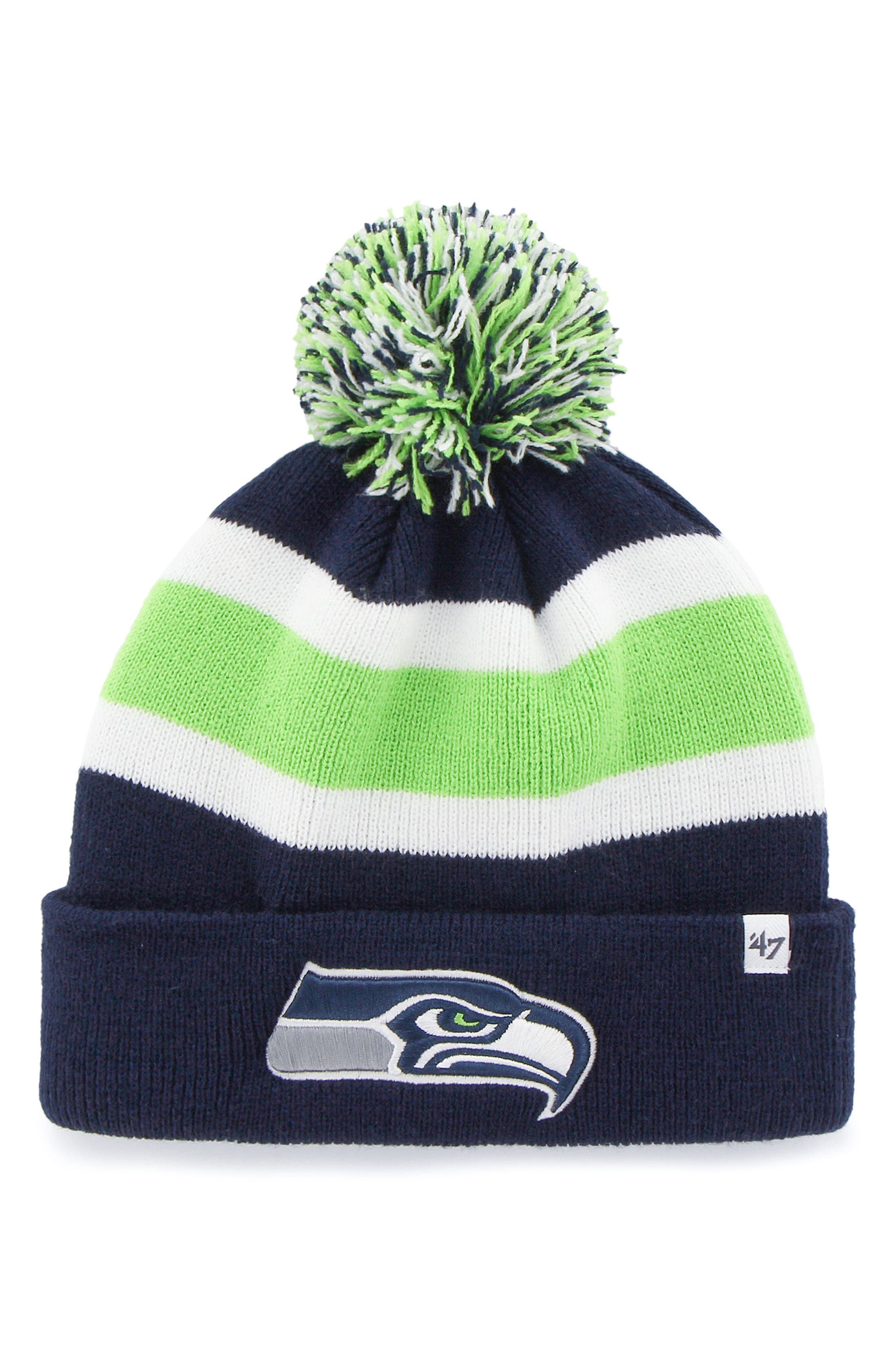 NFL Breakaway Knit Cap,                             Main thumbnail 5, color,