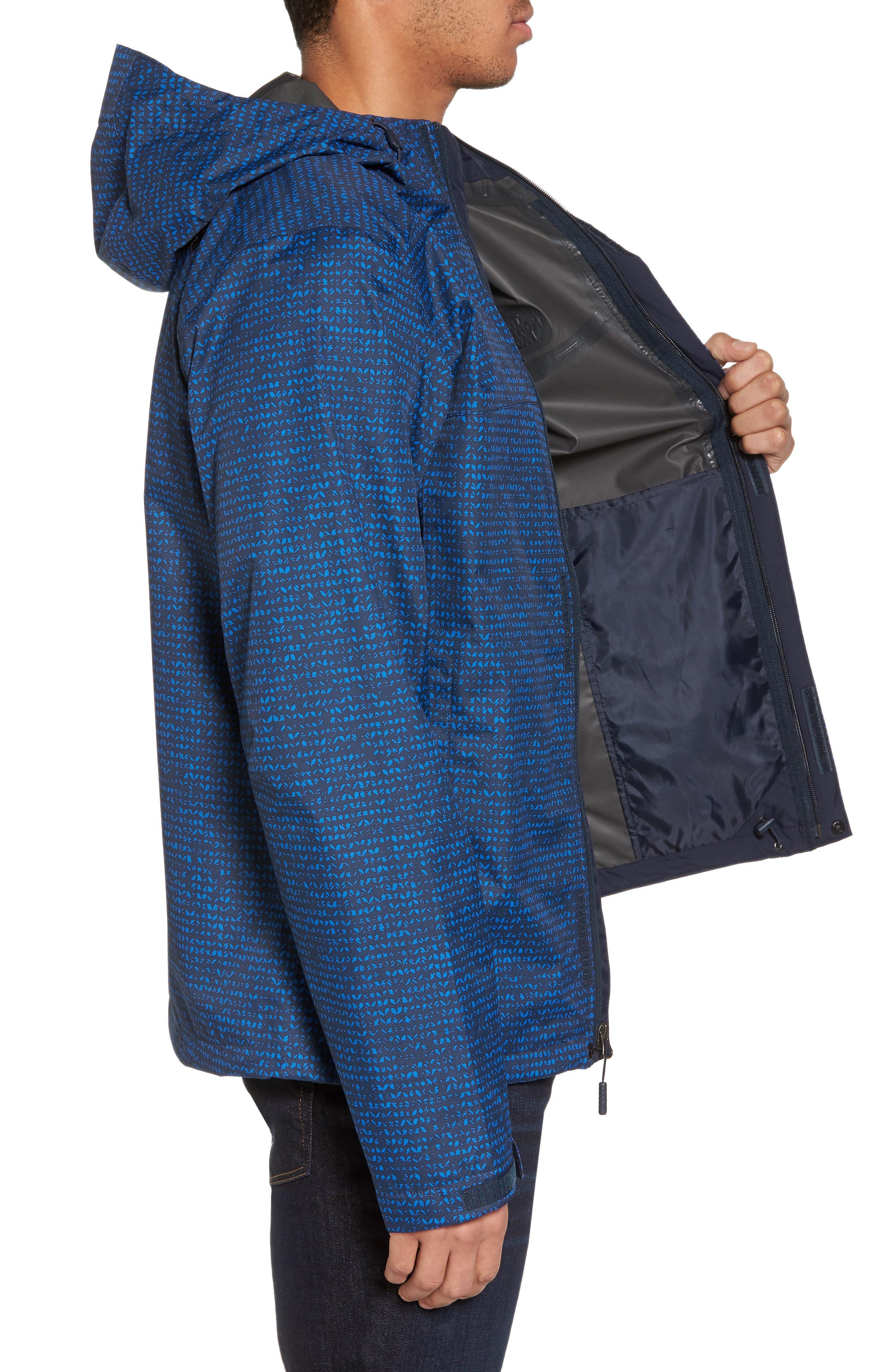 Venture Waterproof DryVent<sup>®</sup> Jacket,                             Alternate thumbnail 9, color,