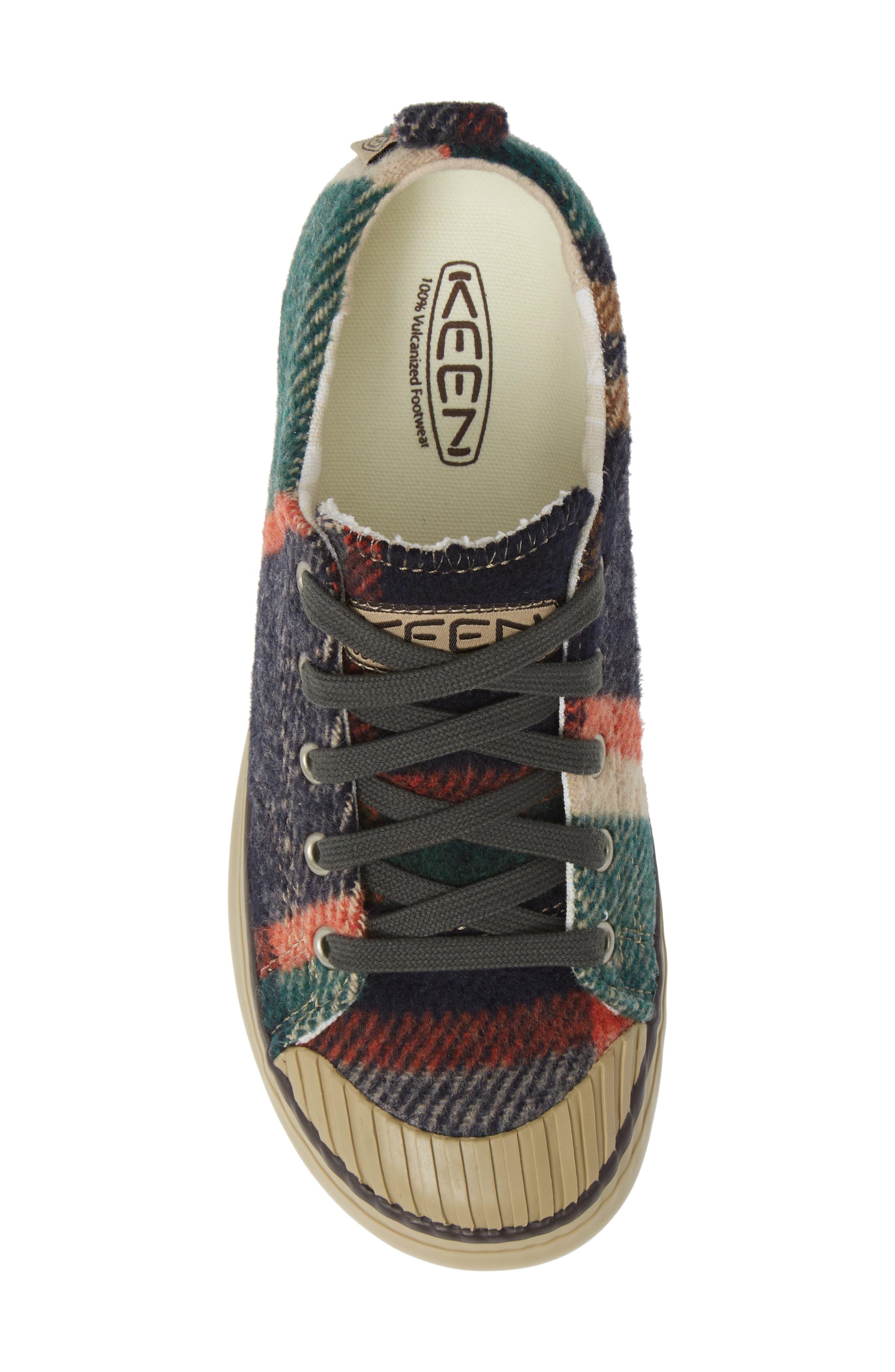 KEEN,                             Elsa Fleece Sneaker,                             Alternate thumbnail 5, color,                             300
