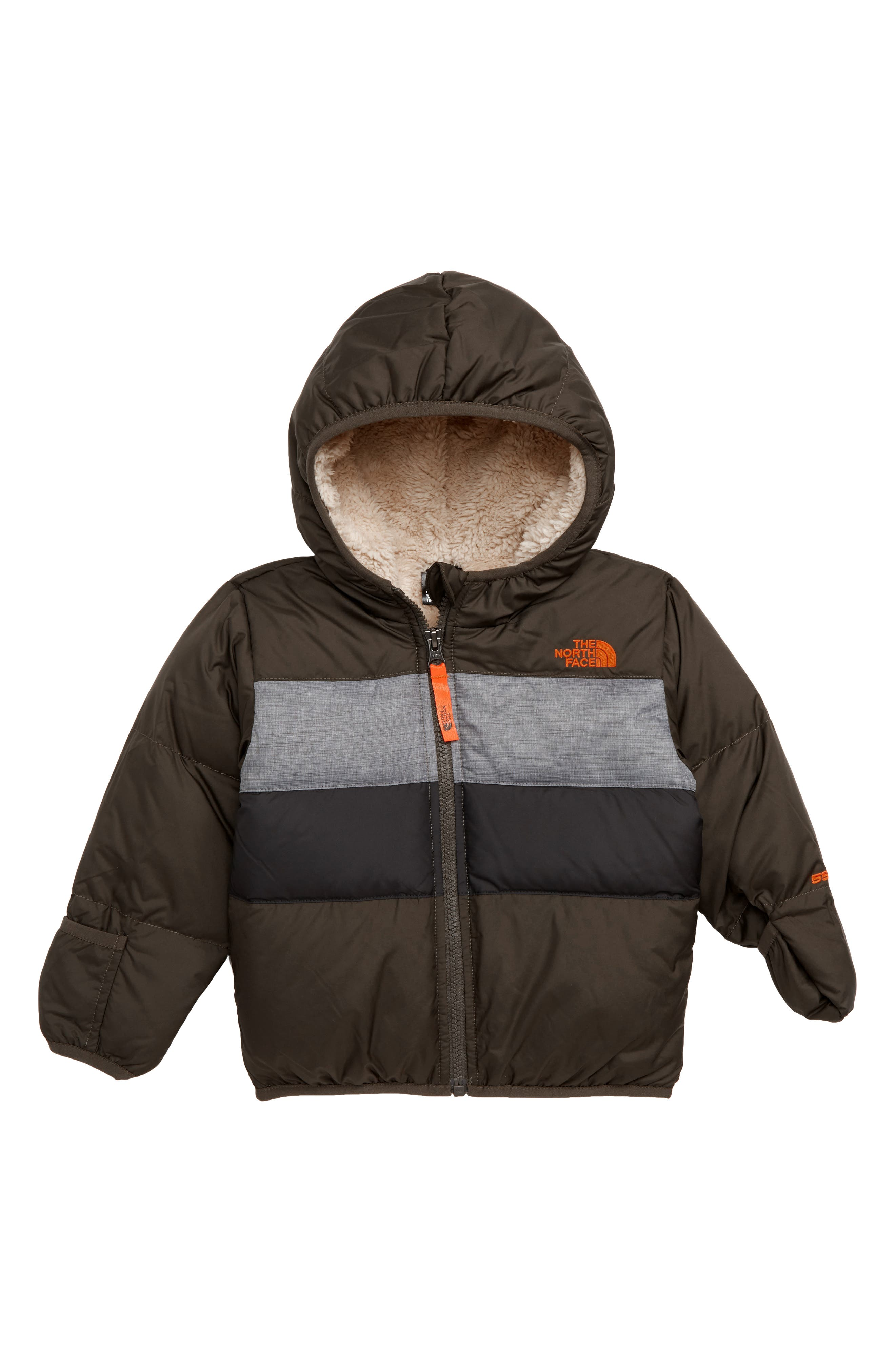 THE NORTH FACE,                             Moondoggy 2.0 Water Repellent Down Jacket,                             Main thumbnail 1, color,                             301