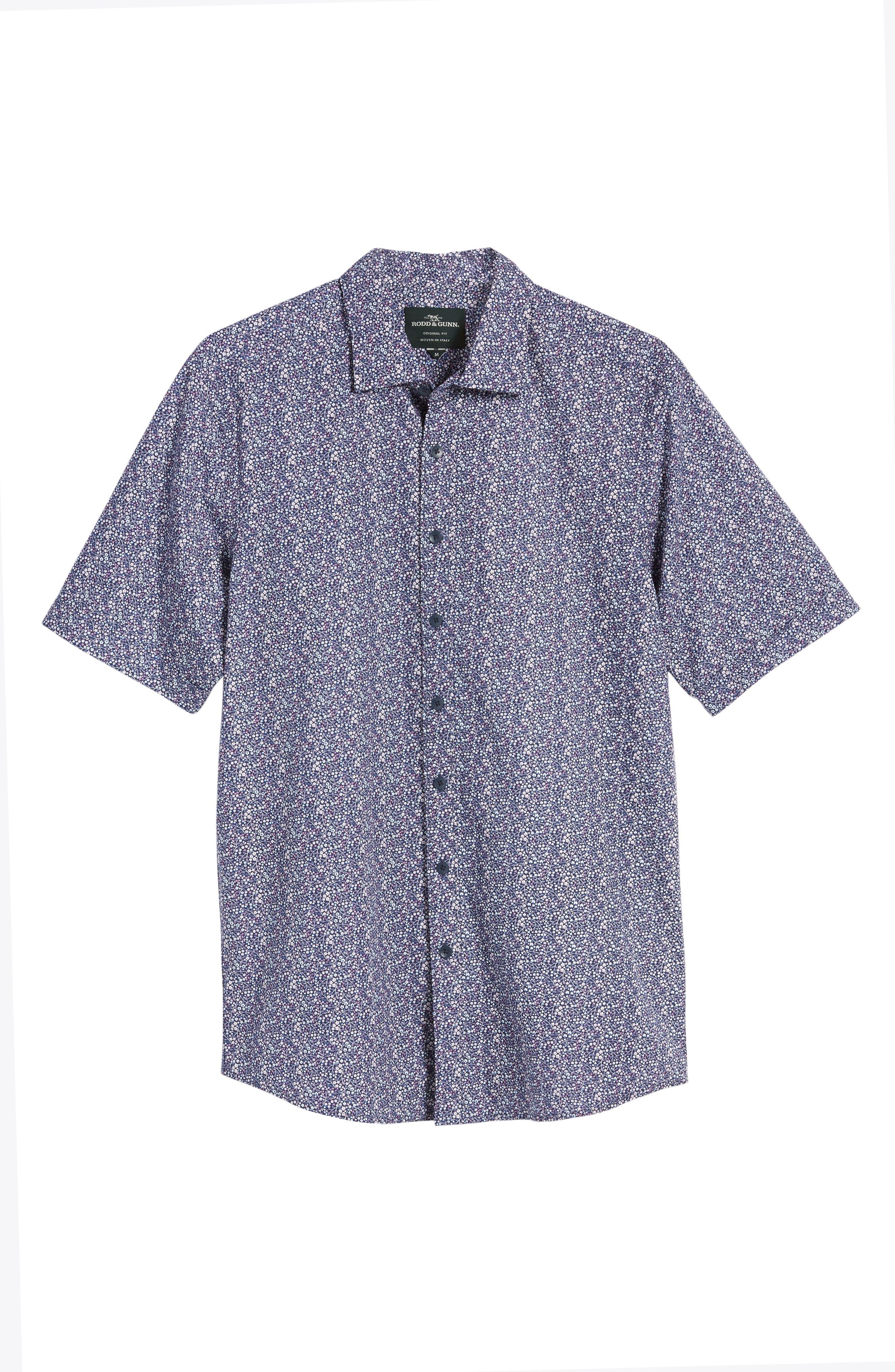 Lorneville Original Fit Sport Shirt,                             Alternate thumbnail 6, color,                             423