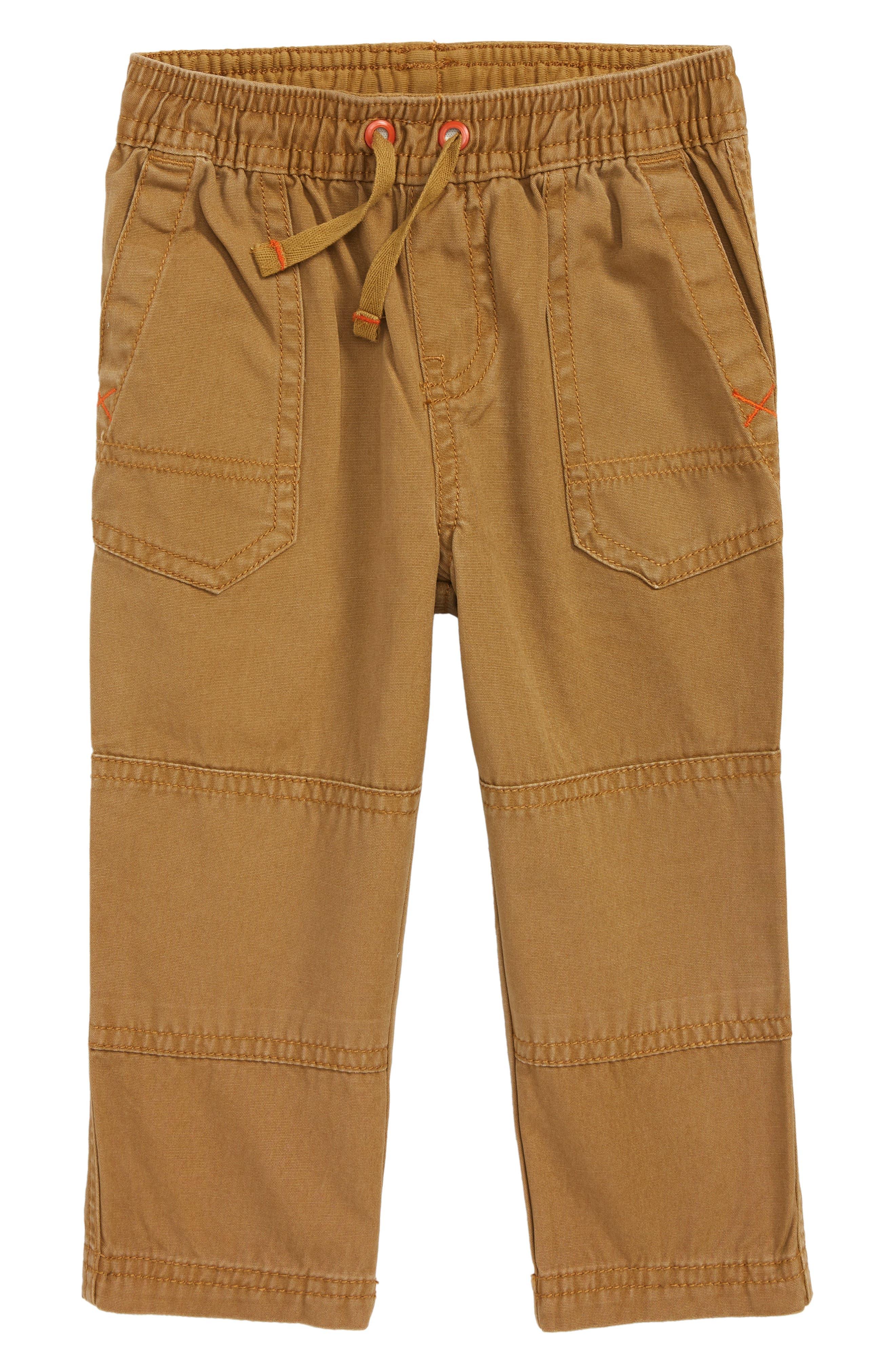 Explorer Canvas Pants,                         Main,                         color, RAW UMBER