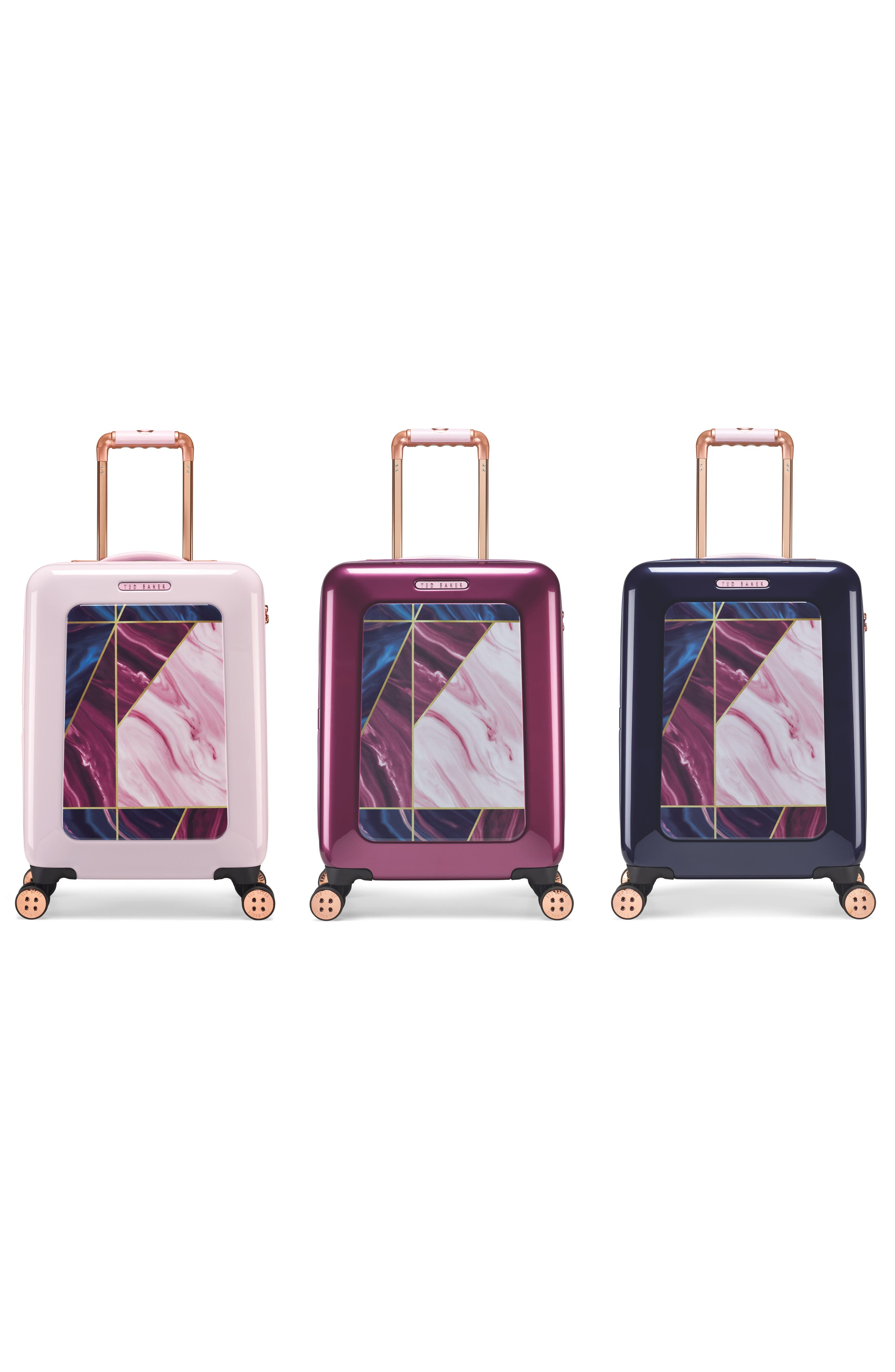 Small Balmoral 21-Inch Spinner Carry-On,                             Alternate thumbnail 9, color,                             500