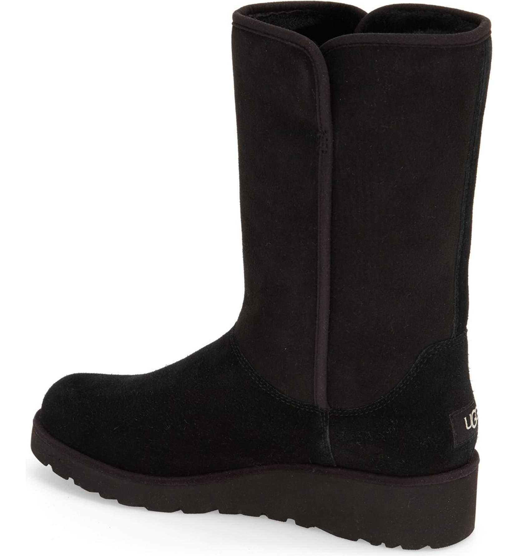 ugg boots Classic tall II svart