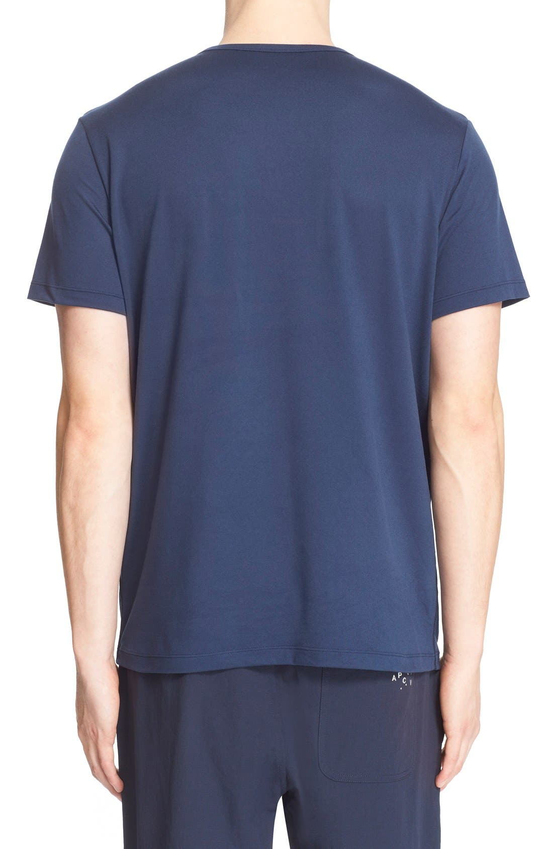 and Outdoor Voices 'Austin' Crewneck Logo T-Shirt,                             Alternate thumbnail 2, color,                             410