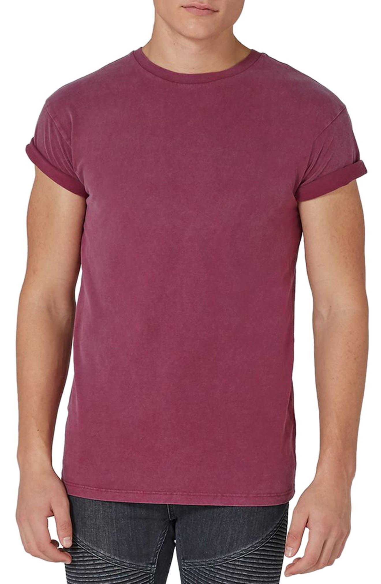 Acid Wash Classic Fit T-Shirt,                             Main thumbnail 2, color,