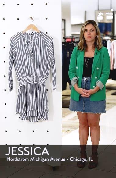 Jasmine Linen Blend Dress, sales video thumbnail