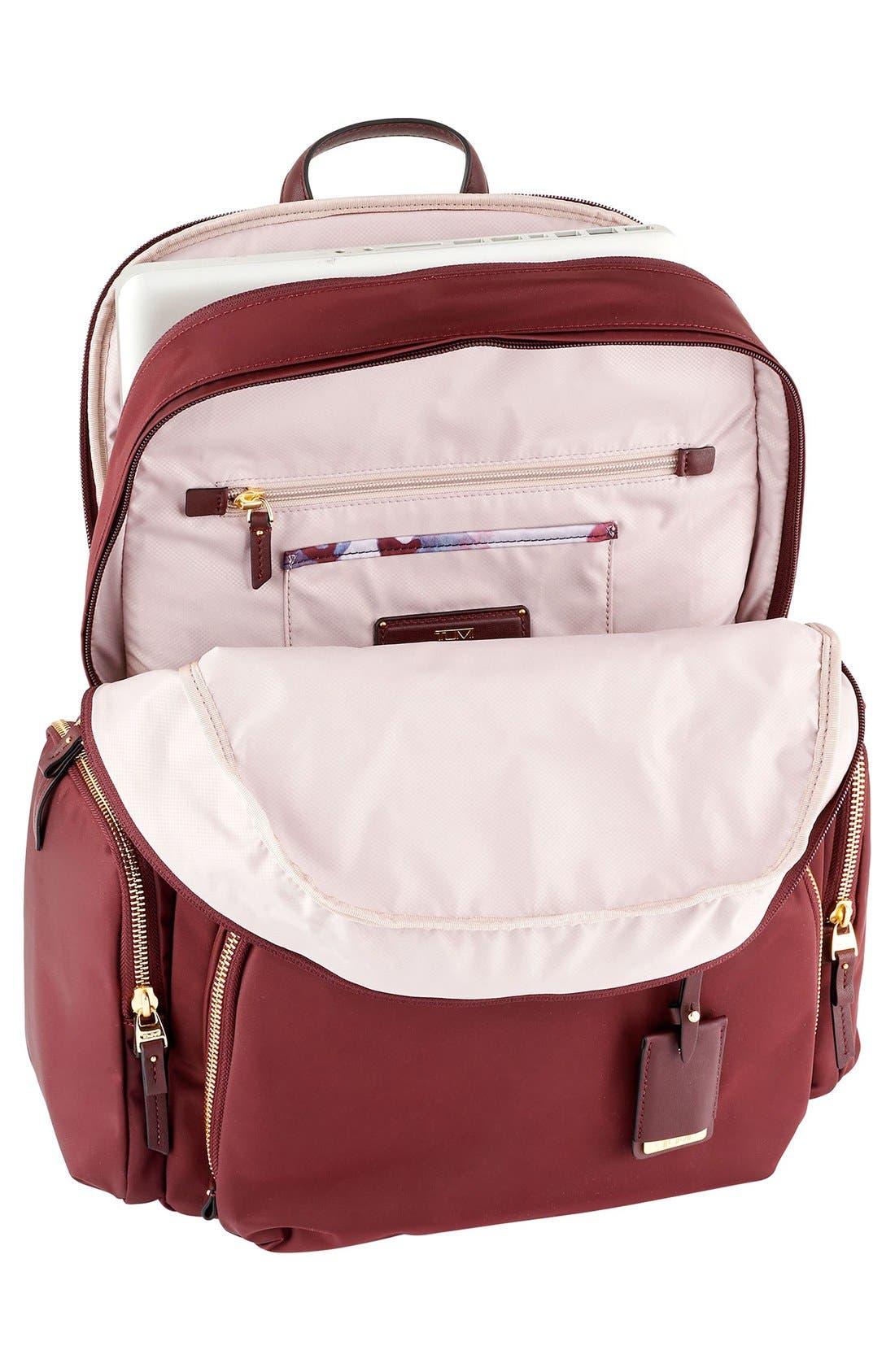 Calais Nylon 15-Inch Computer Commuter Backpack,                             Alternate thumbnail 101, color,