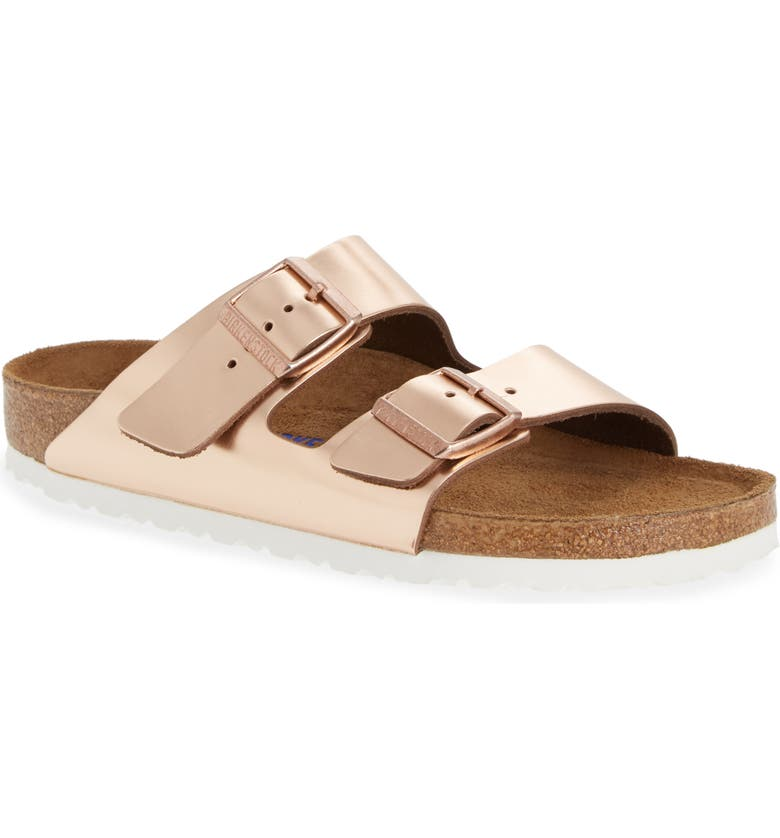 Shopping for Birkenstock Arizona Soft Footbed Sandal (Women) (Exclusive Color) Purchase & reviews