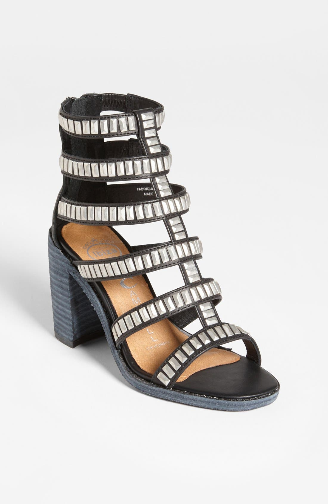 'Potomac' Sandal, Main, color, 002