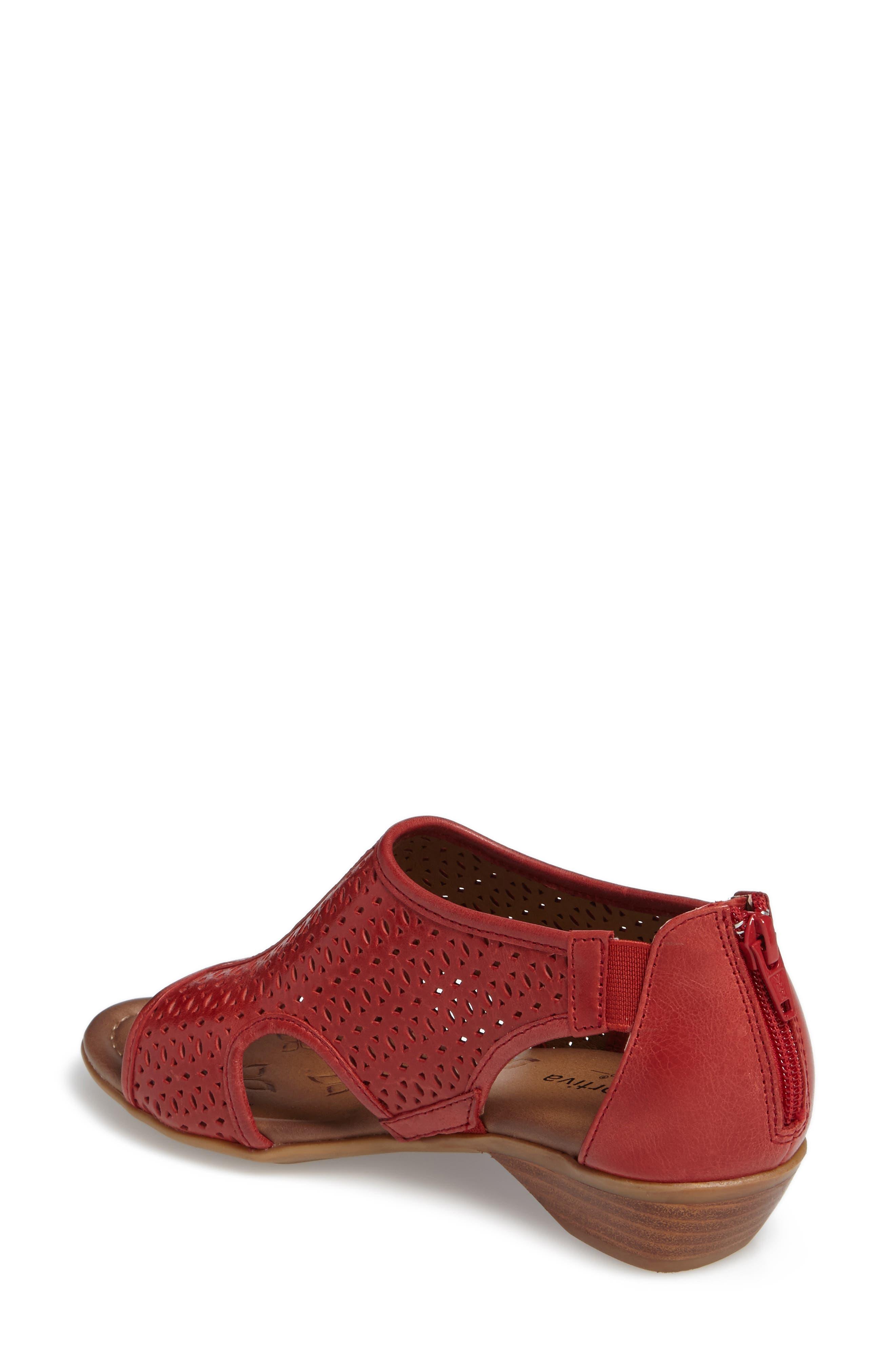 Rina Wedge Sandal,                             Alternate thumbnail 6, color,