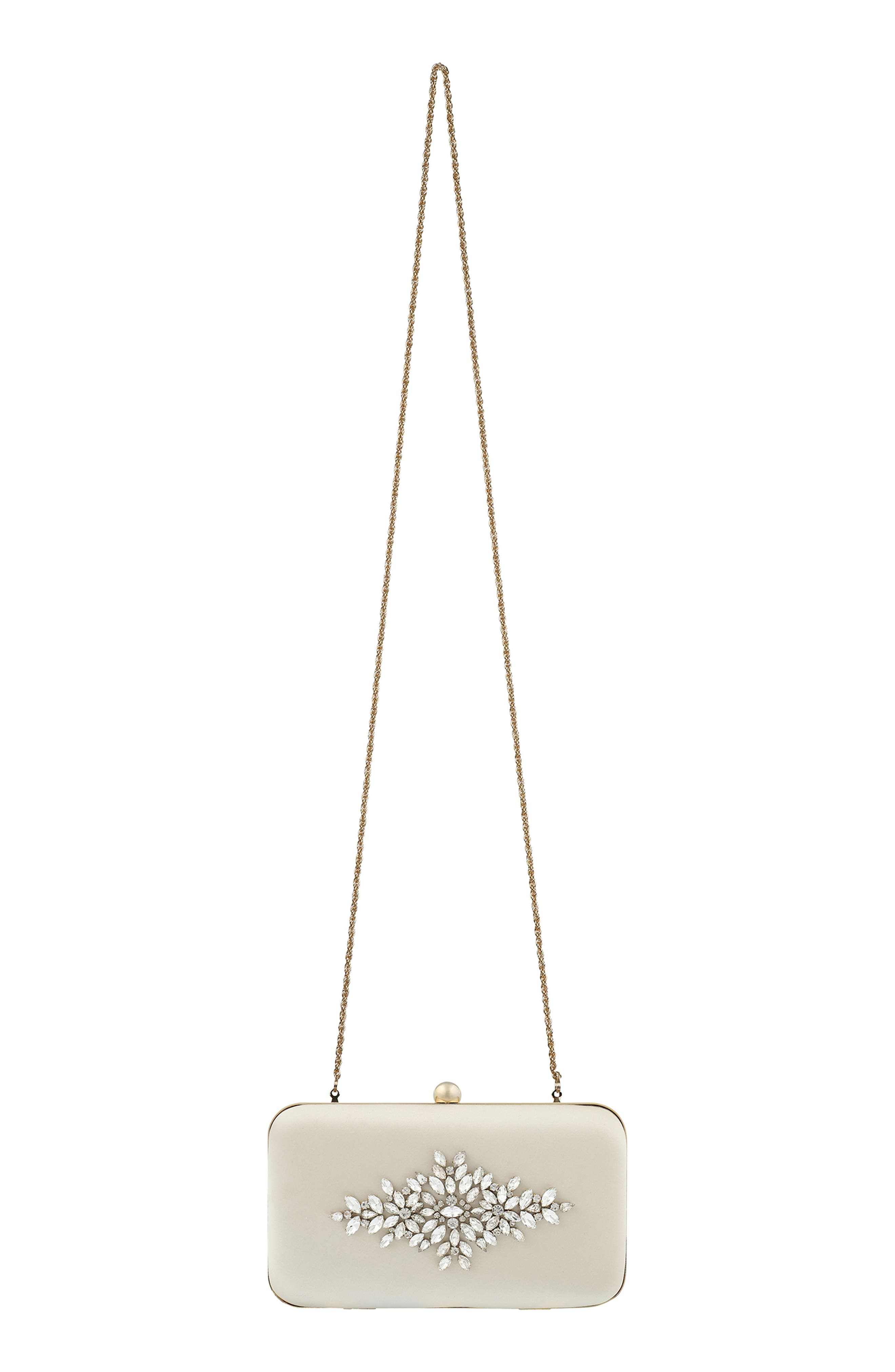 Guardian Clutch,                             Alternate thumbnail 4, color,                             IVORY