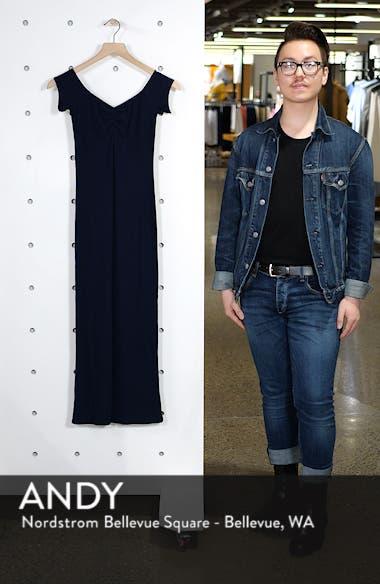 Wide Awake Midi Dress, sales video thumbnail