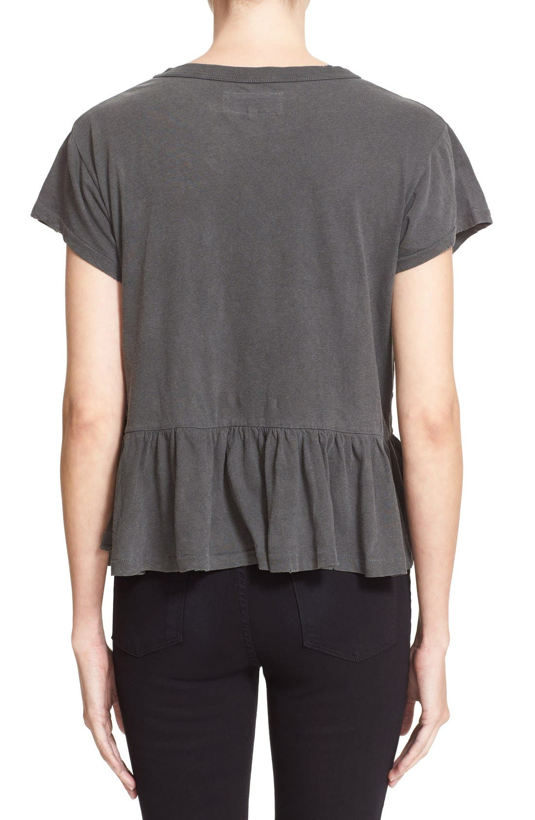 The Ruffle Tee,                             Alternate thumbnail 49, color,