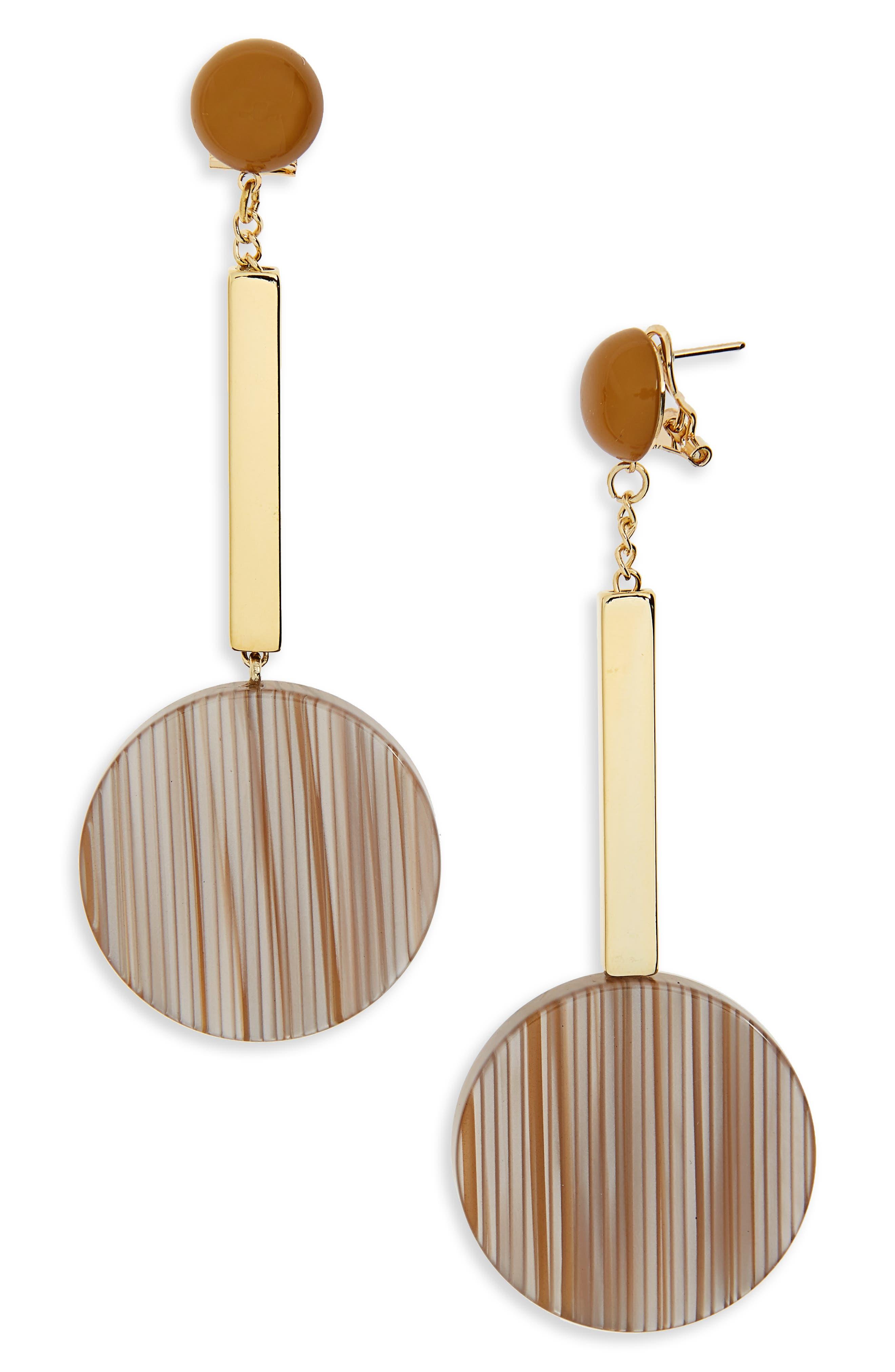 Jo Drop Earrings,                             Main thumbnail 1, color,                             710