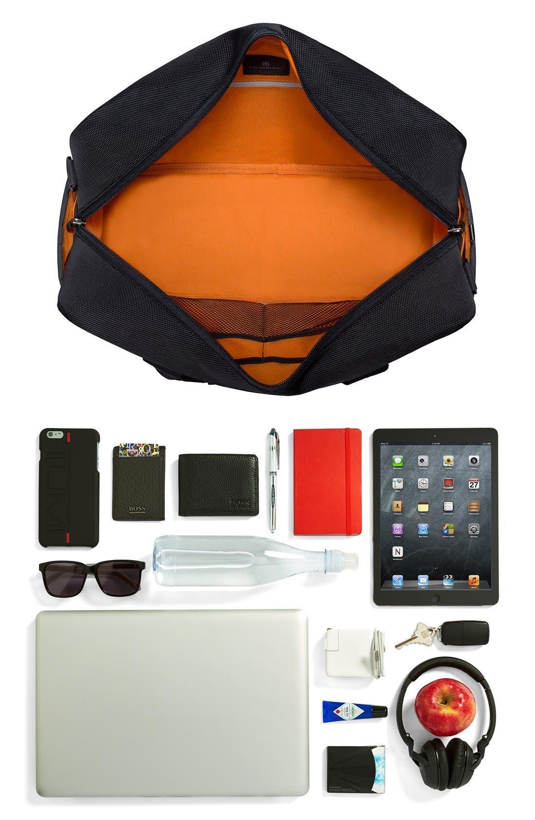 WT 5.0 Tote Bag,                             Alternate thumbnail 4, color,                             001