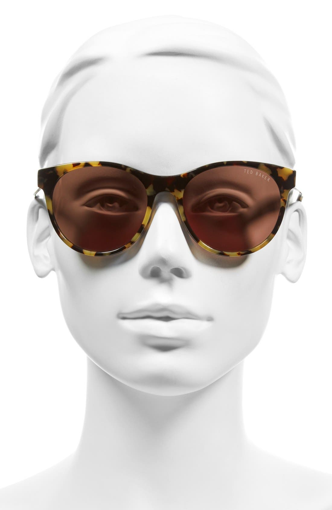 54mm Retro Sunglasses,                             Alternate thumbnail 2, color,                             201