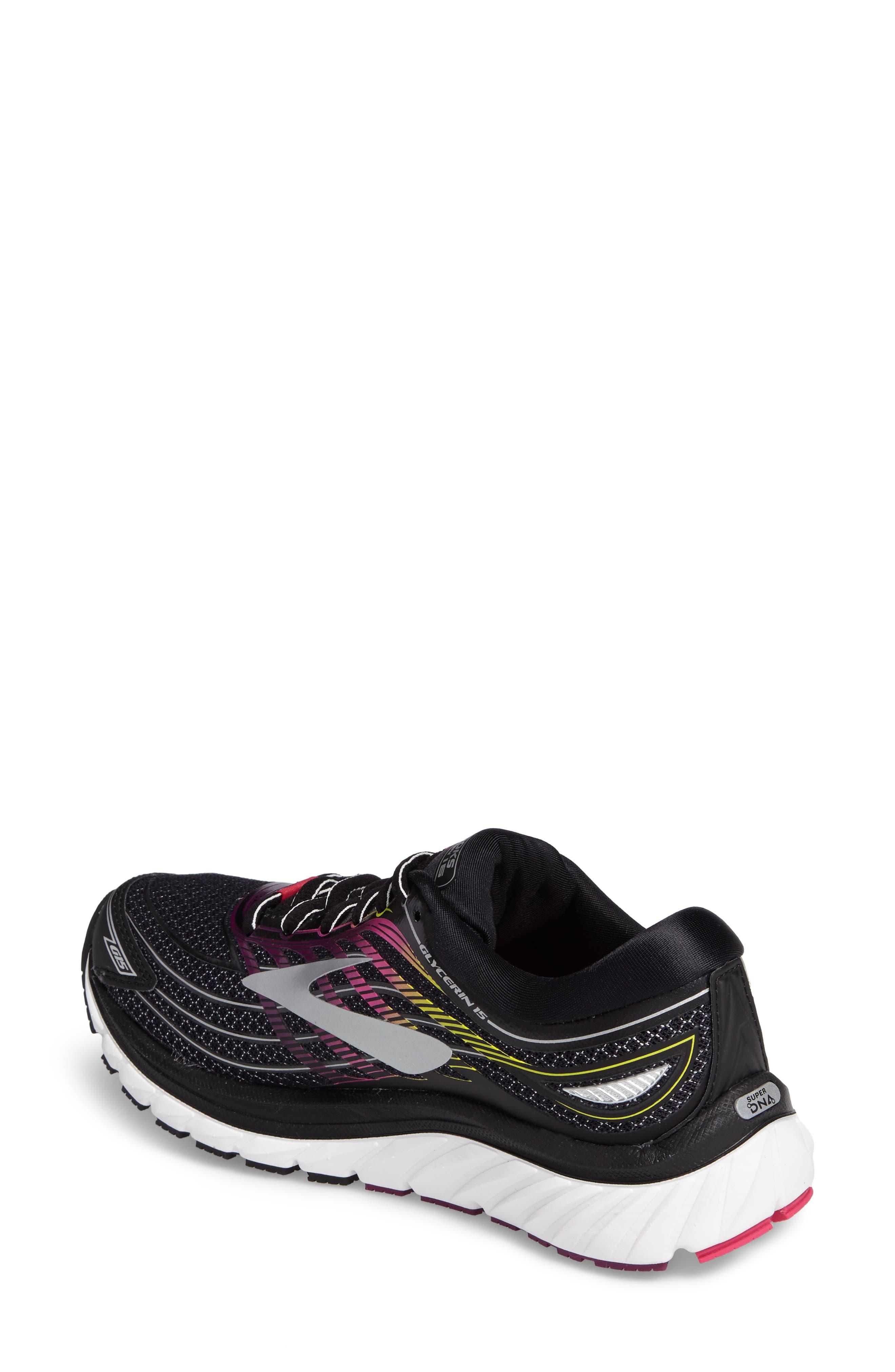Glycerin 15 Running Shoe,                             Alternate thumbnail 6, color,