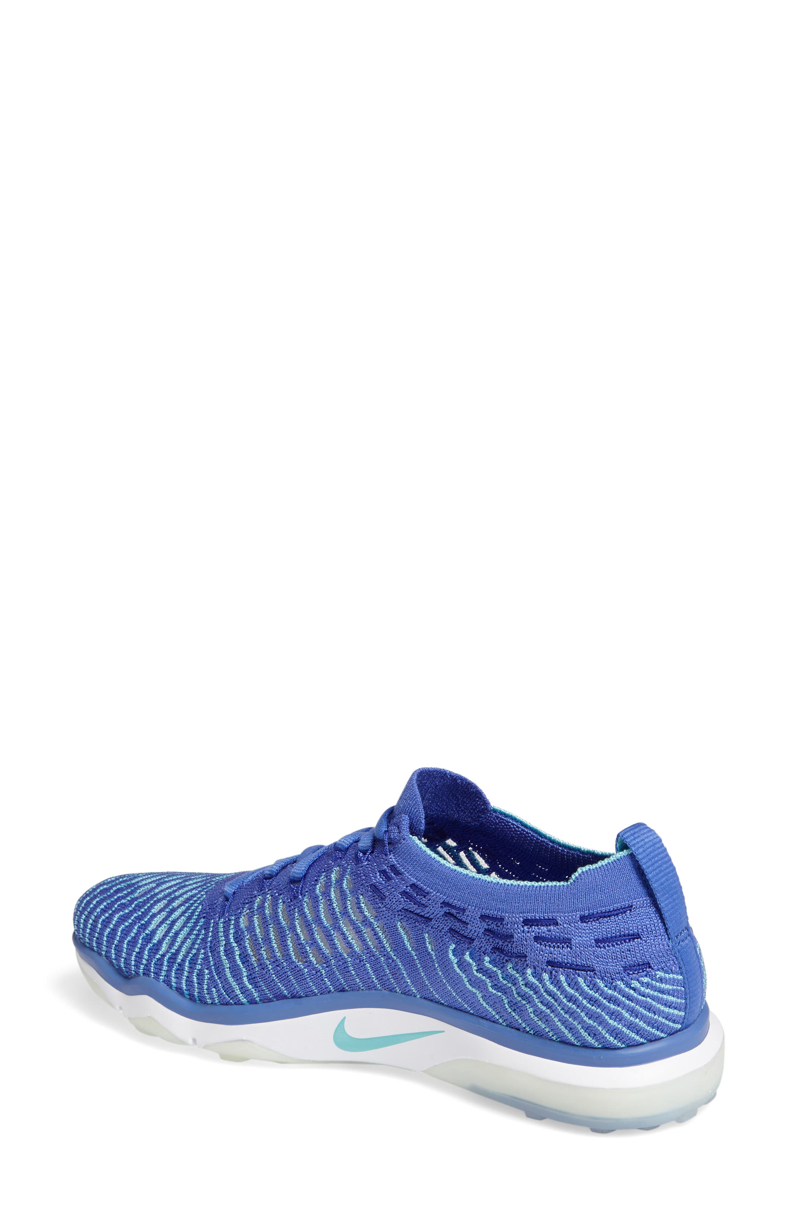 Air Zoom Fearless Flyknit Training Shoe,                             Alternate thumbnail 20, color,