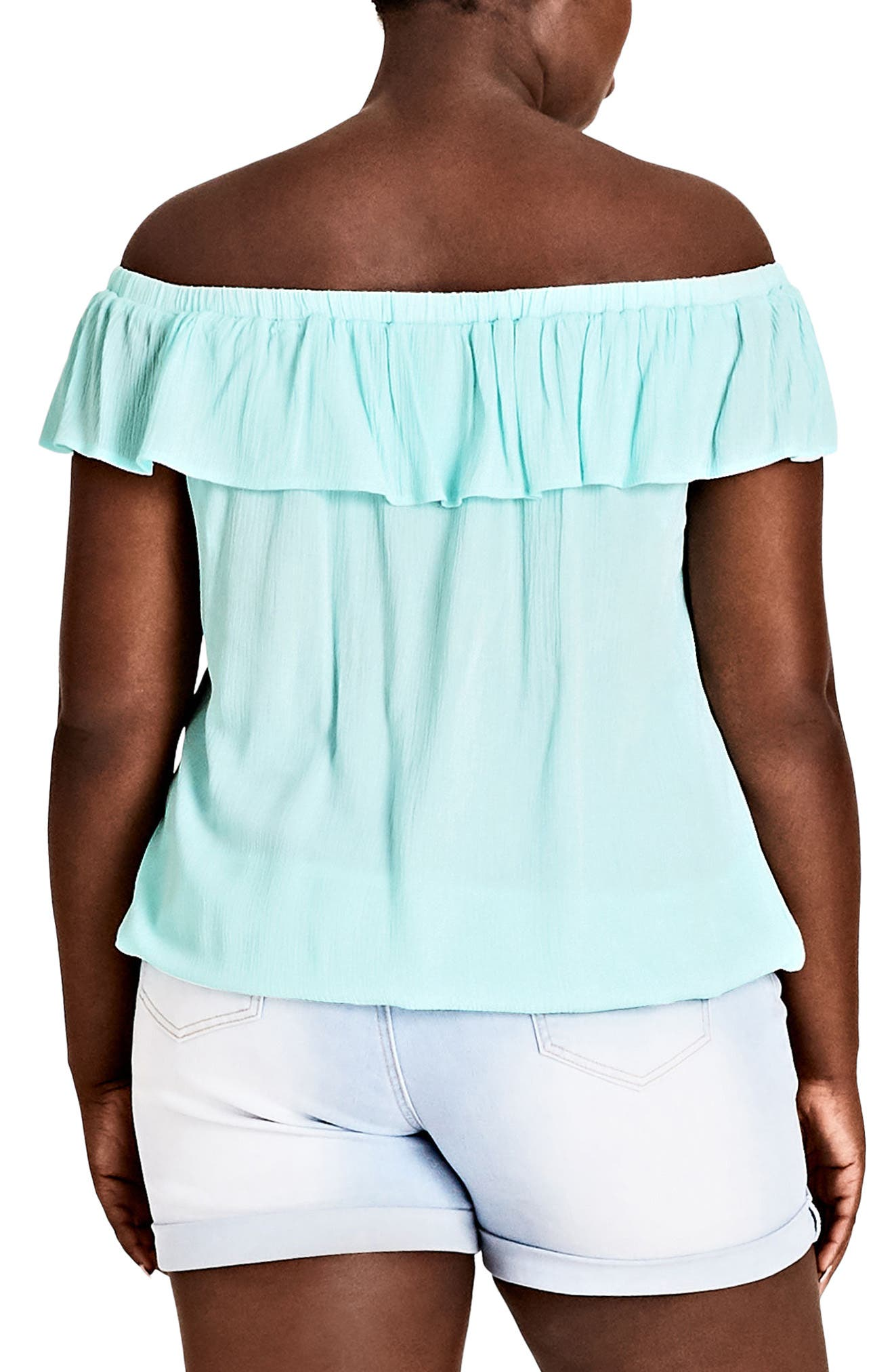 Summer Delight Top,                             Alternate thumbnail 2, color,                             MINT