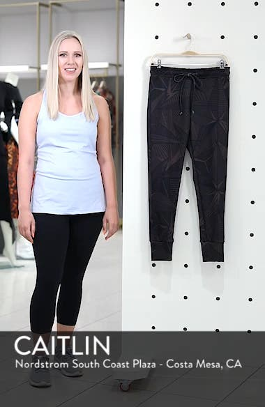 Desire Stars Jogger Pants, sales video thumbnail